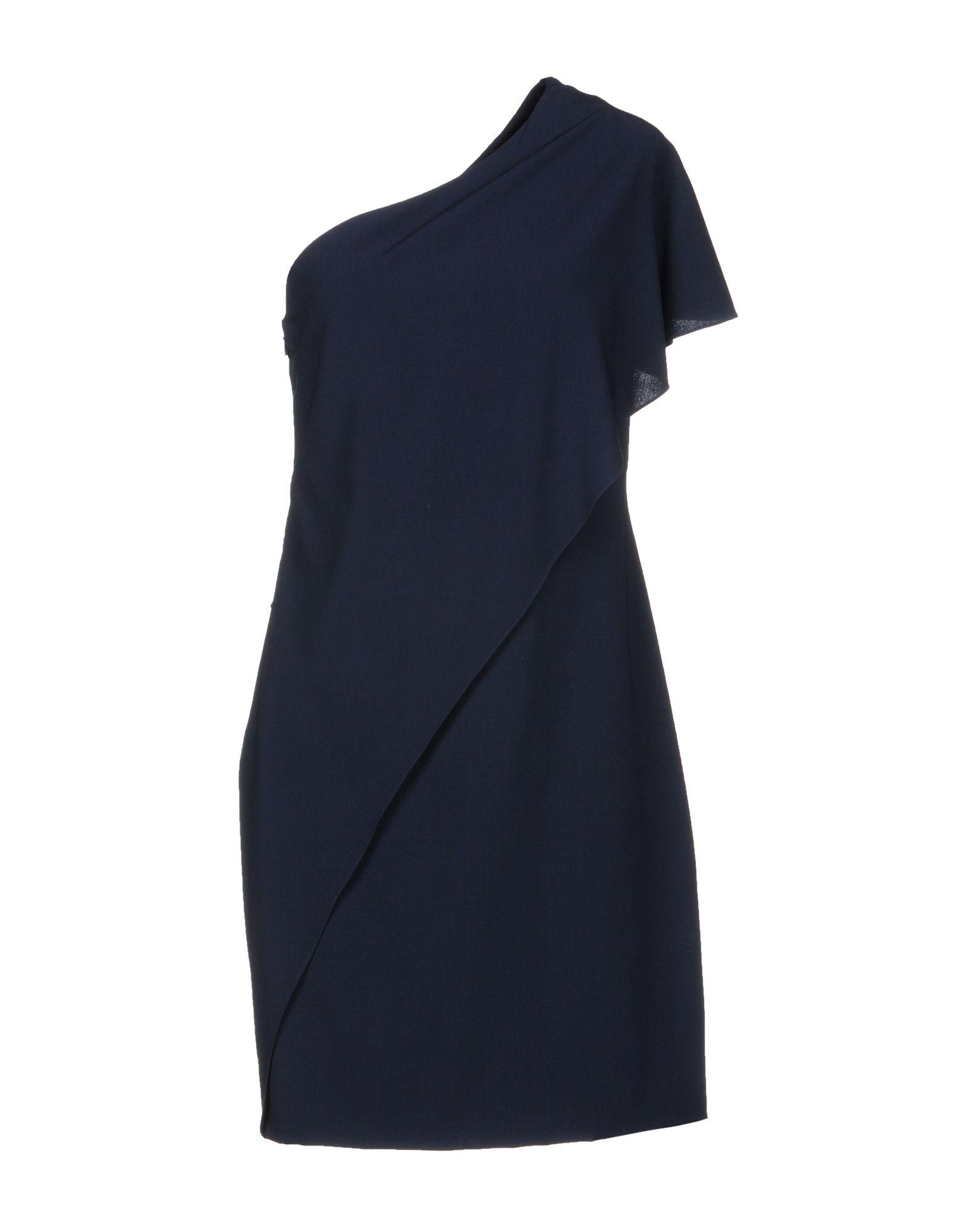RALPH LAUREN COLLECTION Короткое платье