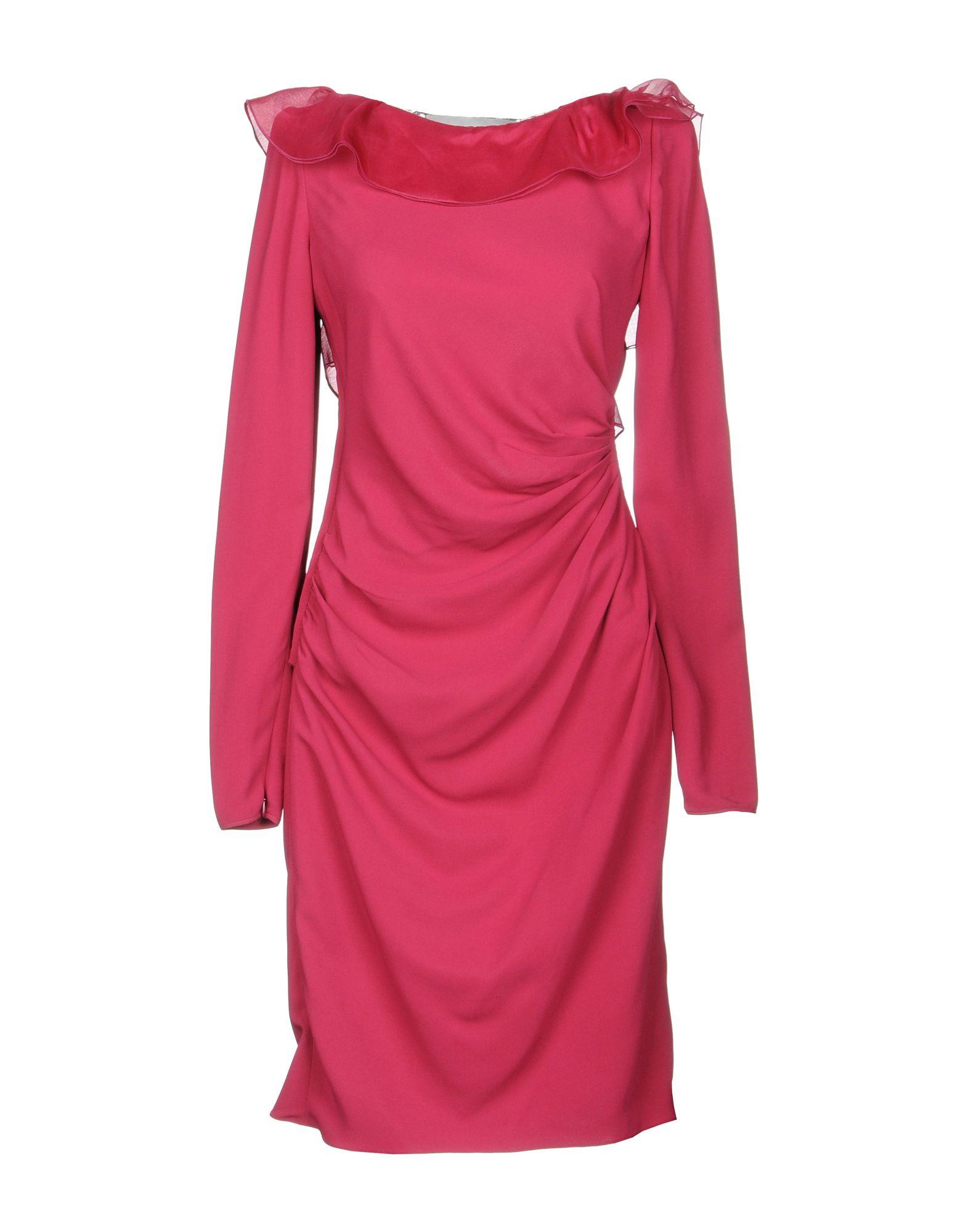 VALENTINO Короткое платье платье valentino red платья и сарафаны кружевные ажурные и гипюровые