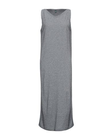 Фото - Платье длиной 3/4 от ELEVENTY свинцово-серого цвета