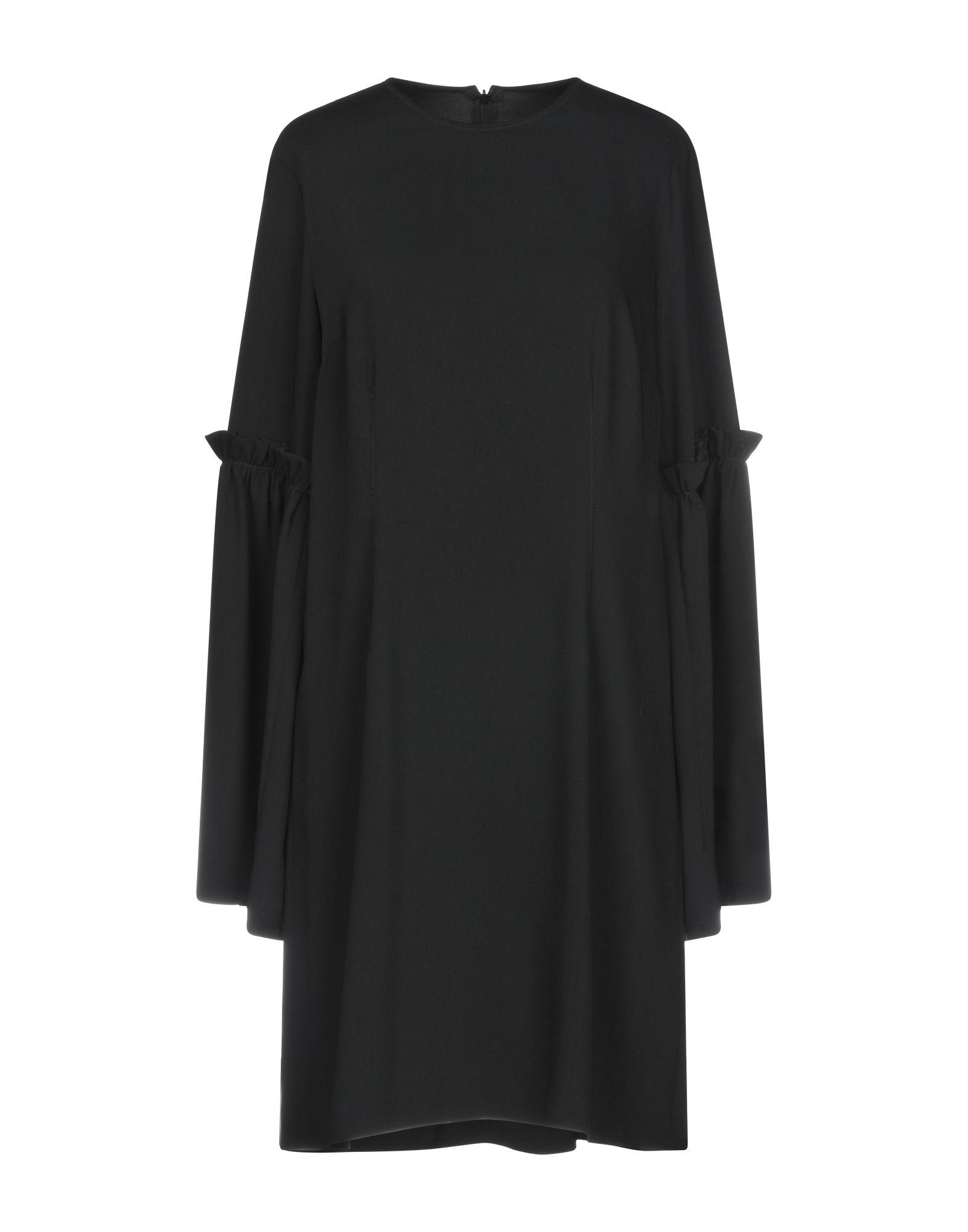 купить MM6 MAISON MARGIELA Короткое платье по цене 9700 рублей