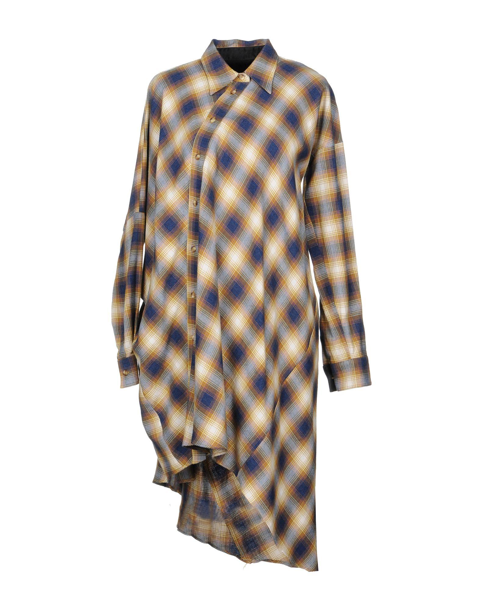 MM6 MAISON MARGIELA Короткое платье mm6 maison margiela джинсовая рубашка