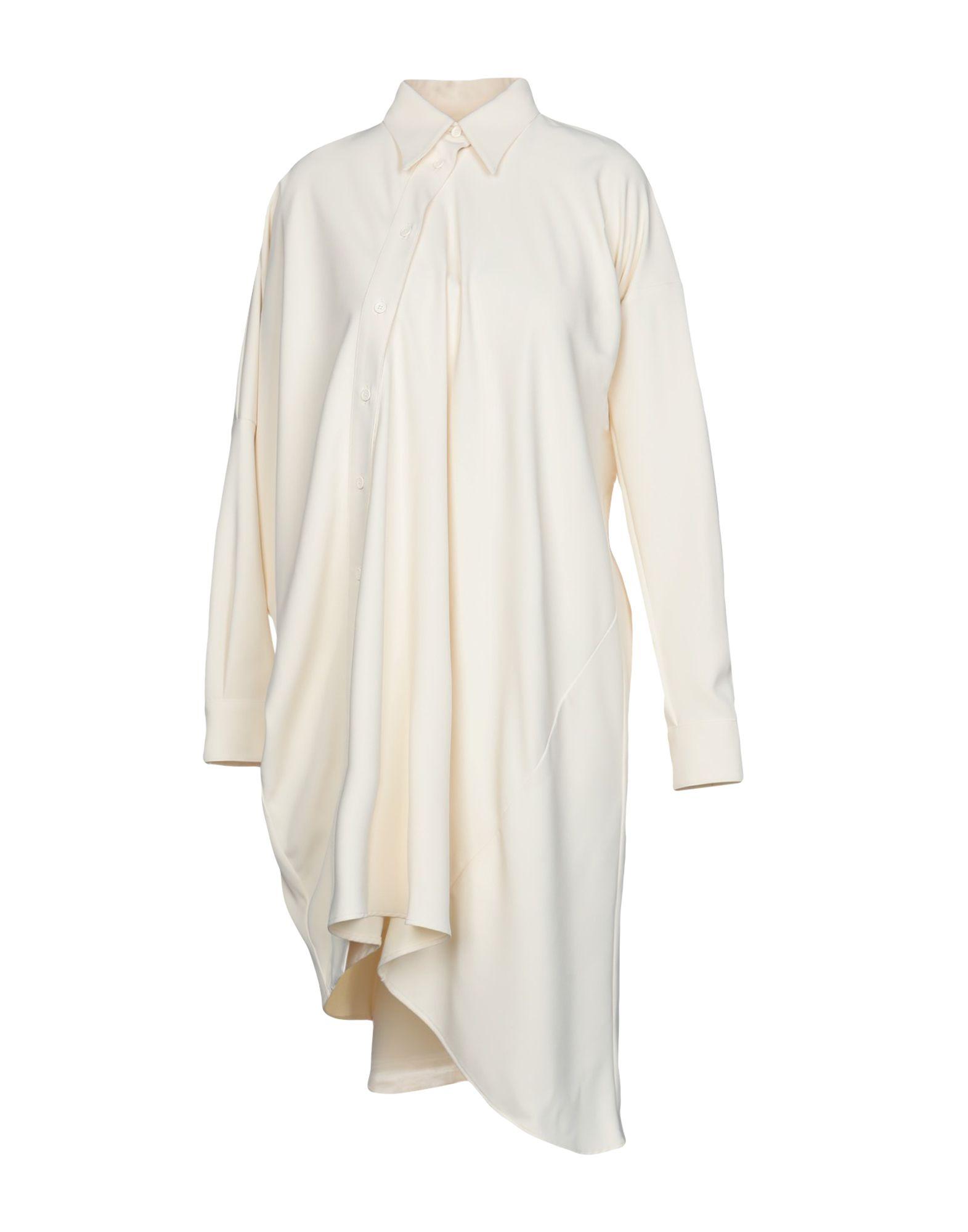 купить MM6 MAISON MARGIELA Короткое платье по цене 17500 рублей