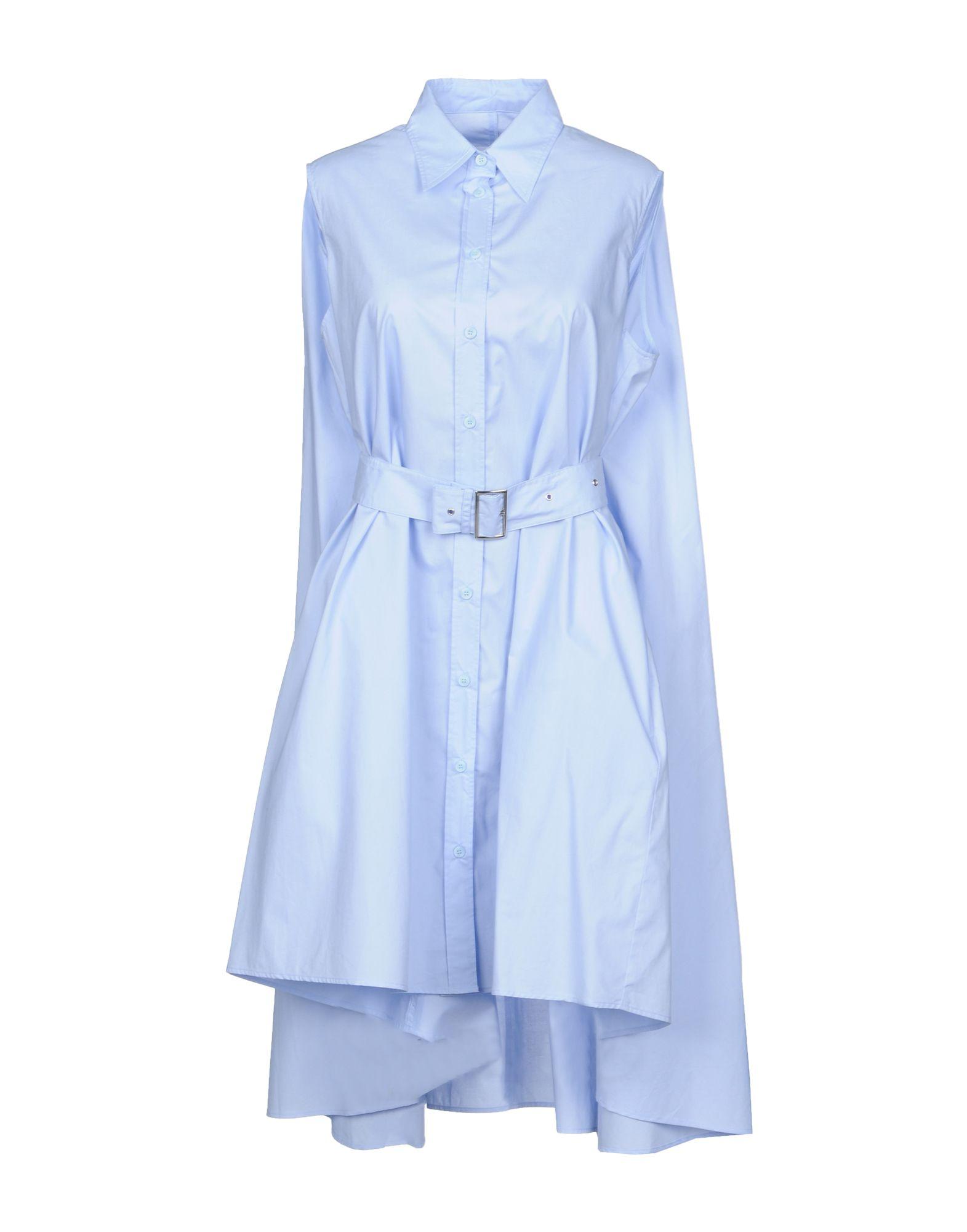 купить MM6 MAISON MARGIELA Короткое платье по цене 20000 рублей
