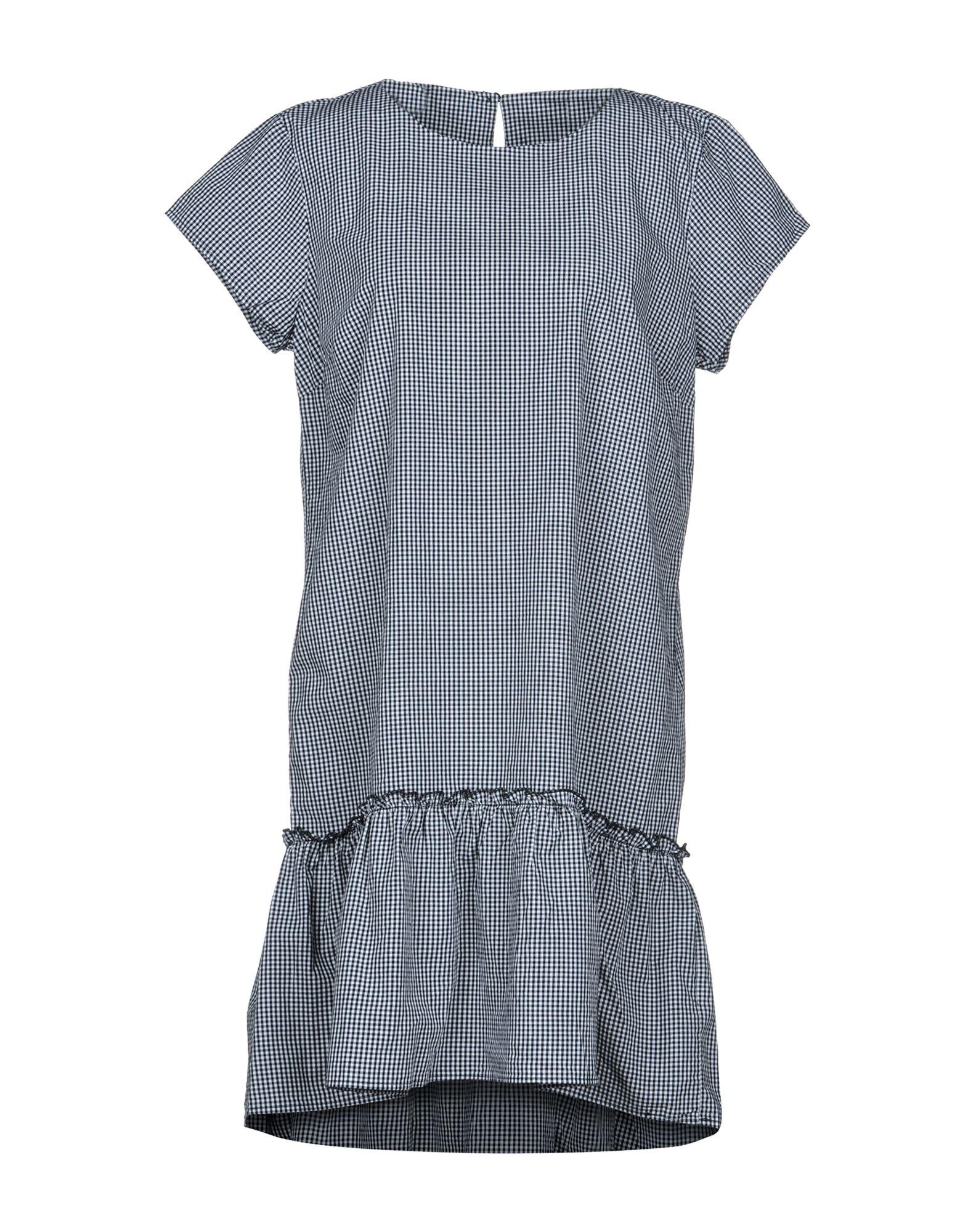 JACQUELINE de YONG Короткое платье блуза jacqueline de yong jacqueline de yong ja908ewujb68