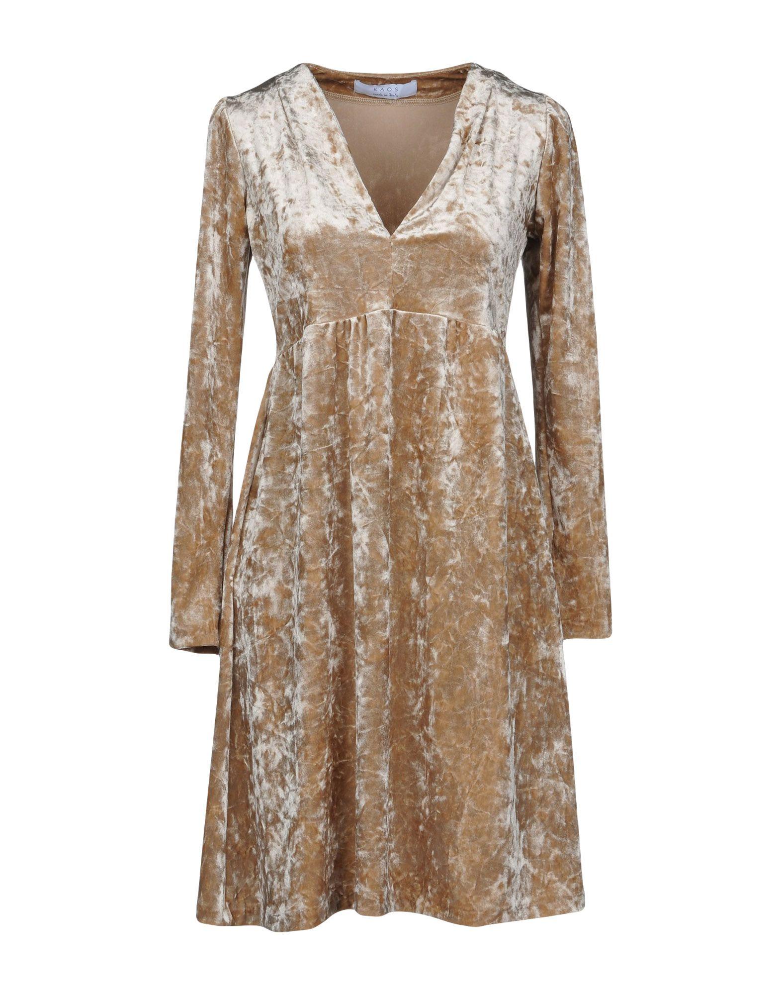 KAOS Короткое платье petri короткое платье