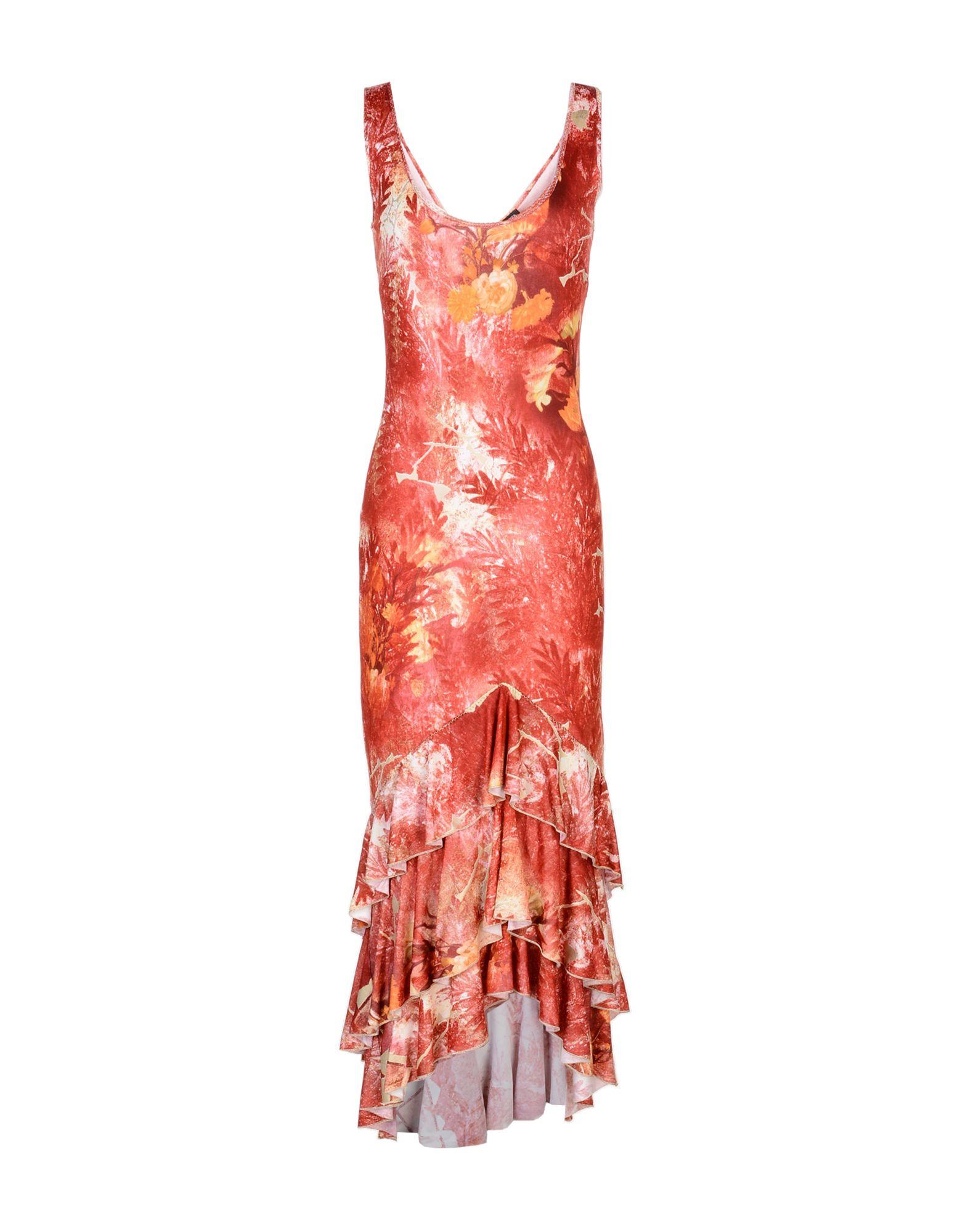 ROBERTA SCARPA Длинное платье платье
