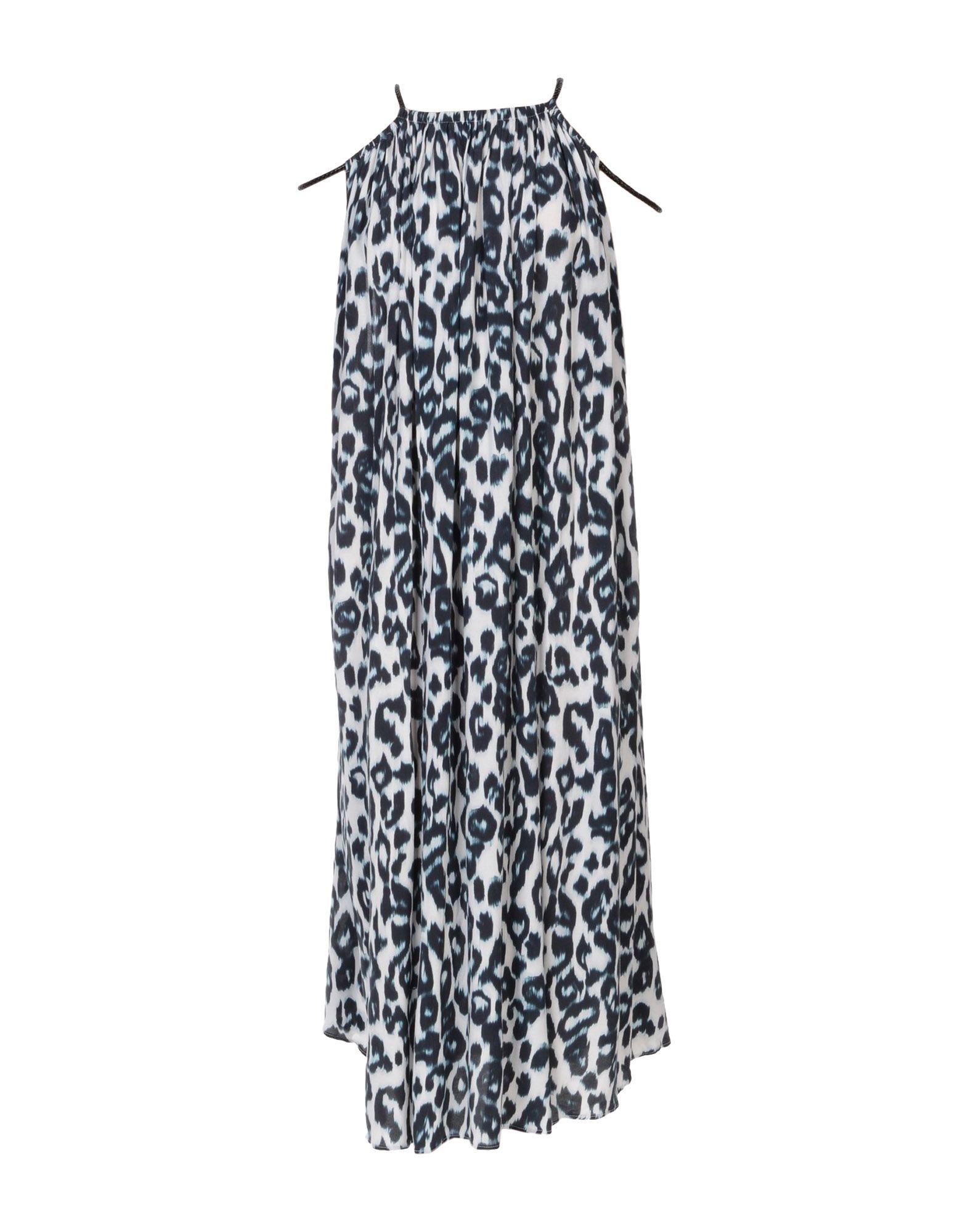 ISSA Платье длиной 3/4 issa короткое платье