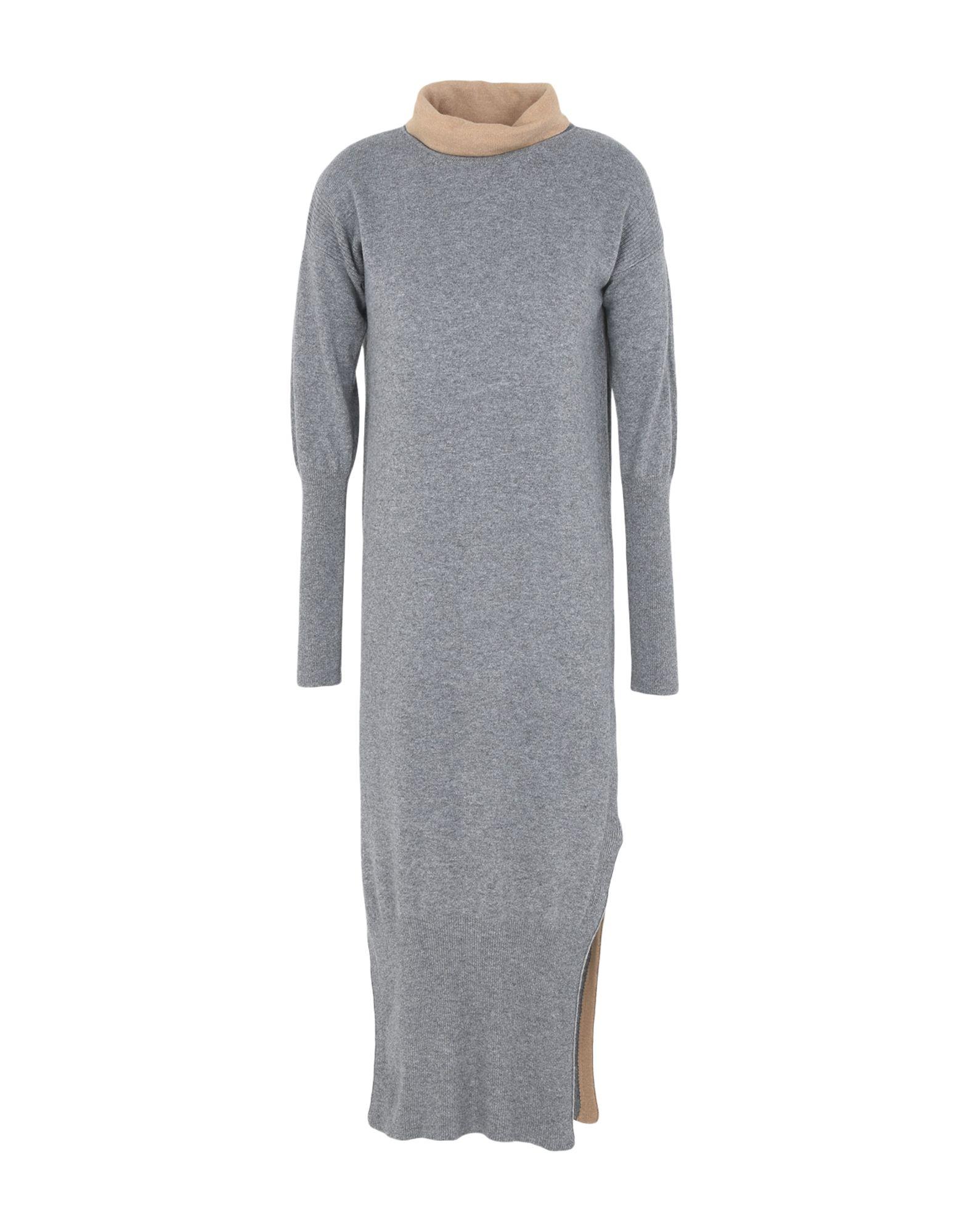 VDP CLUB Платье длиной 3/4 vdp club юбка длиной 3 4