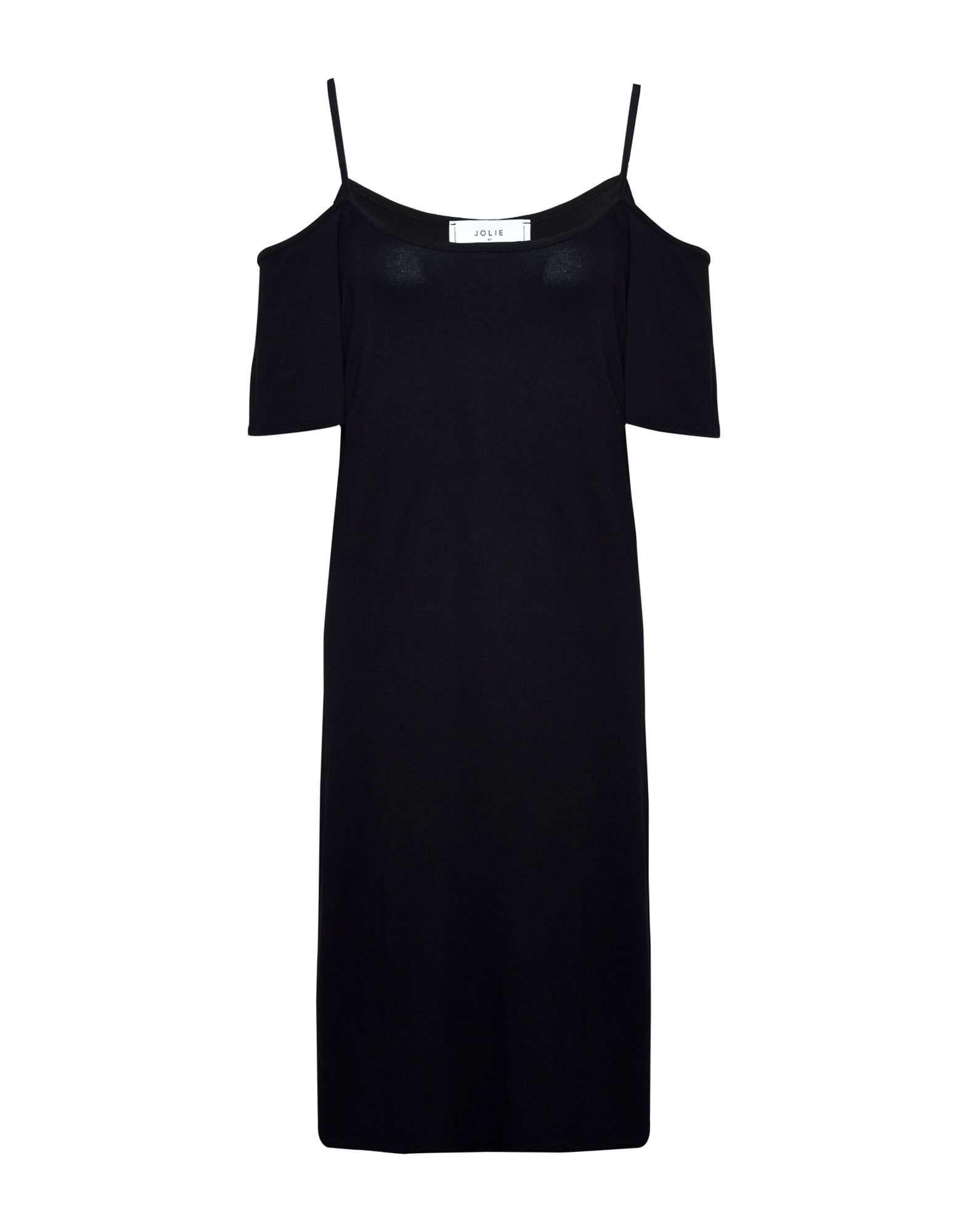 JOLIE by EDWARD SPIERS Damen Kurzes Kleid Farbe Schwarz Größe 4