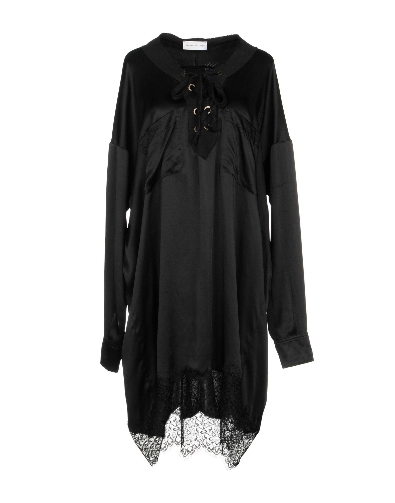 FAITH CONNEXION Платье до колена цена 2017