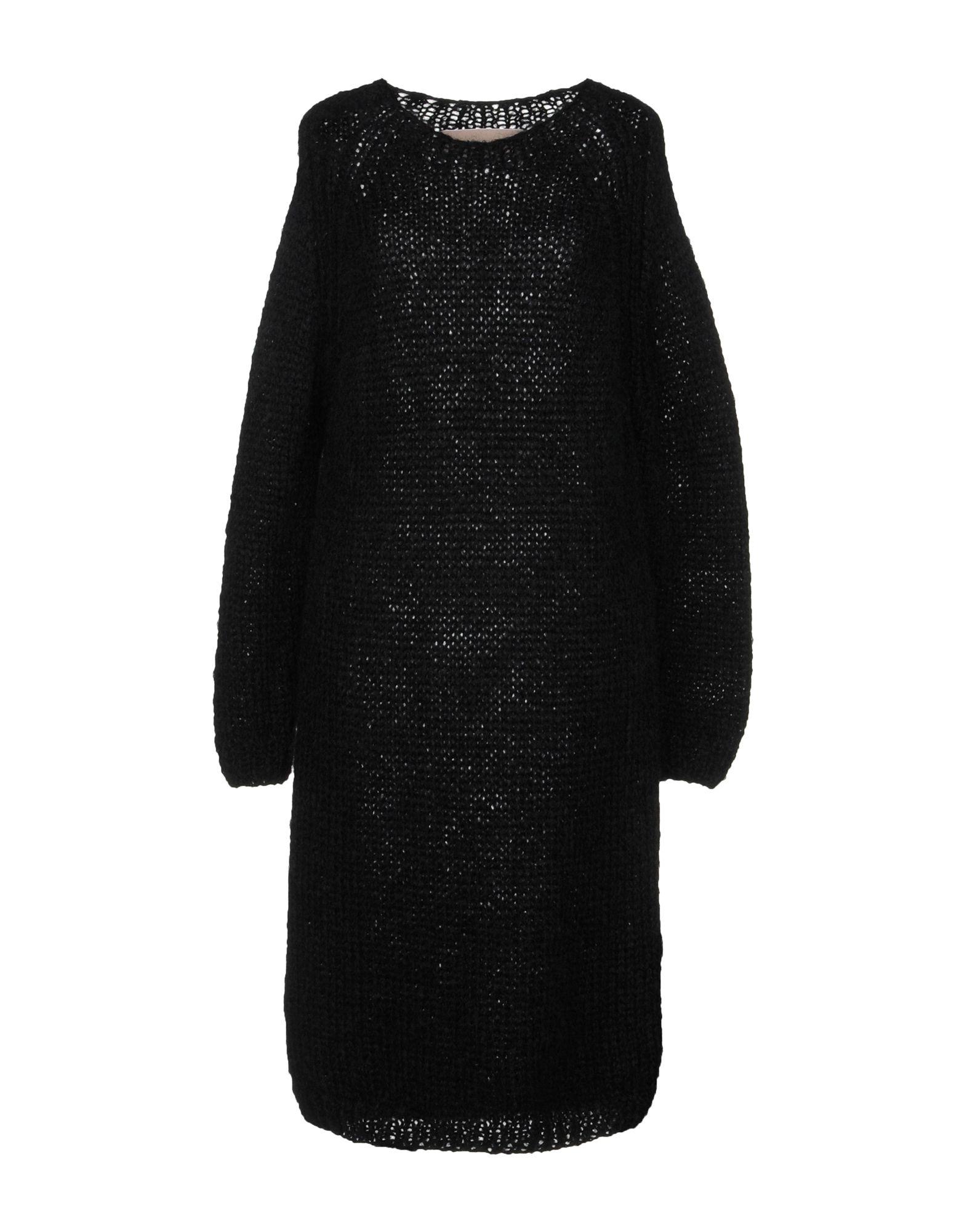 SOHO DE LUXE Платье до колена soho de luxe легкое пальто