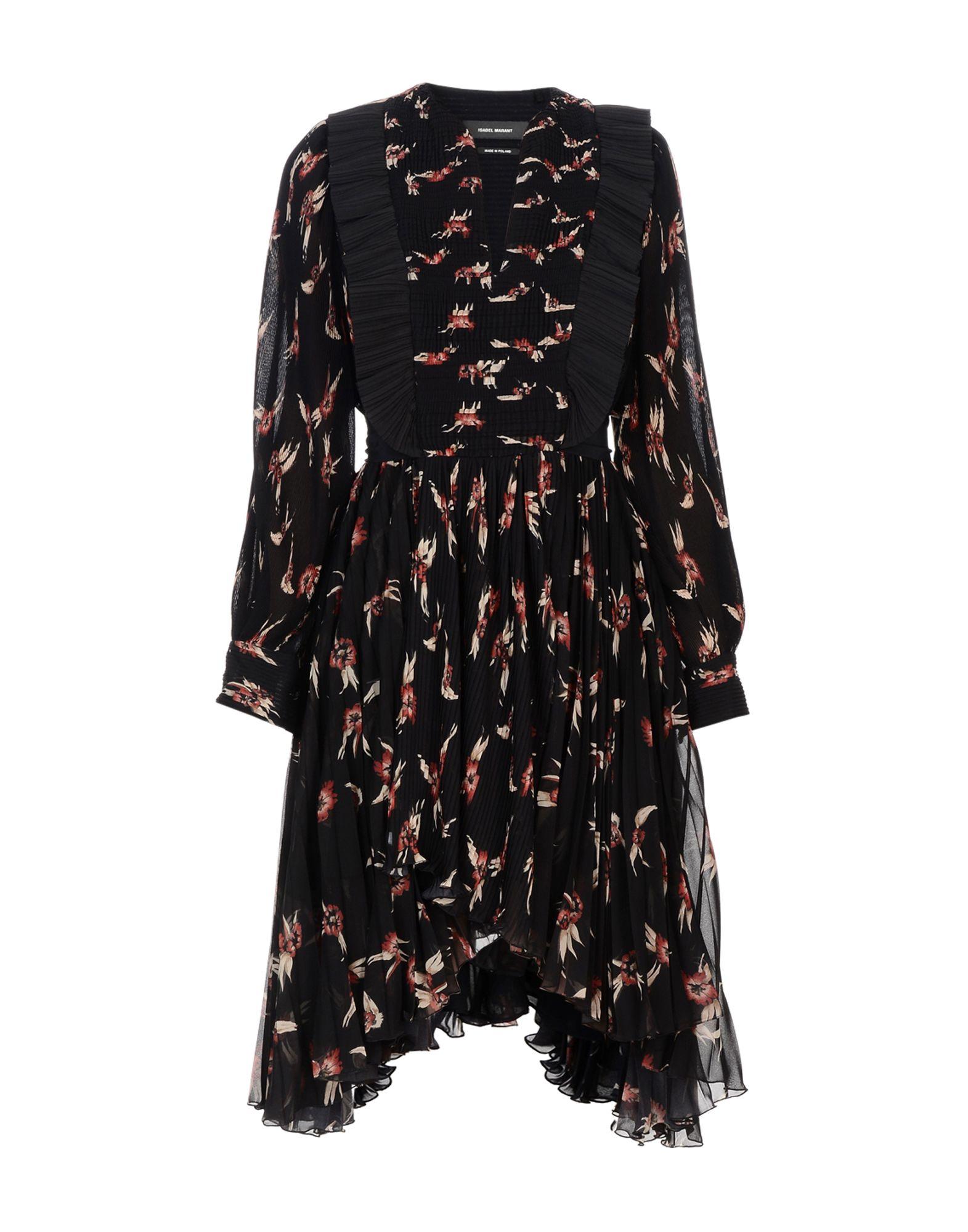 Фото - ISABEL MARANT Платье до колена alice san diego платье до колена