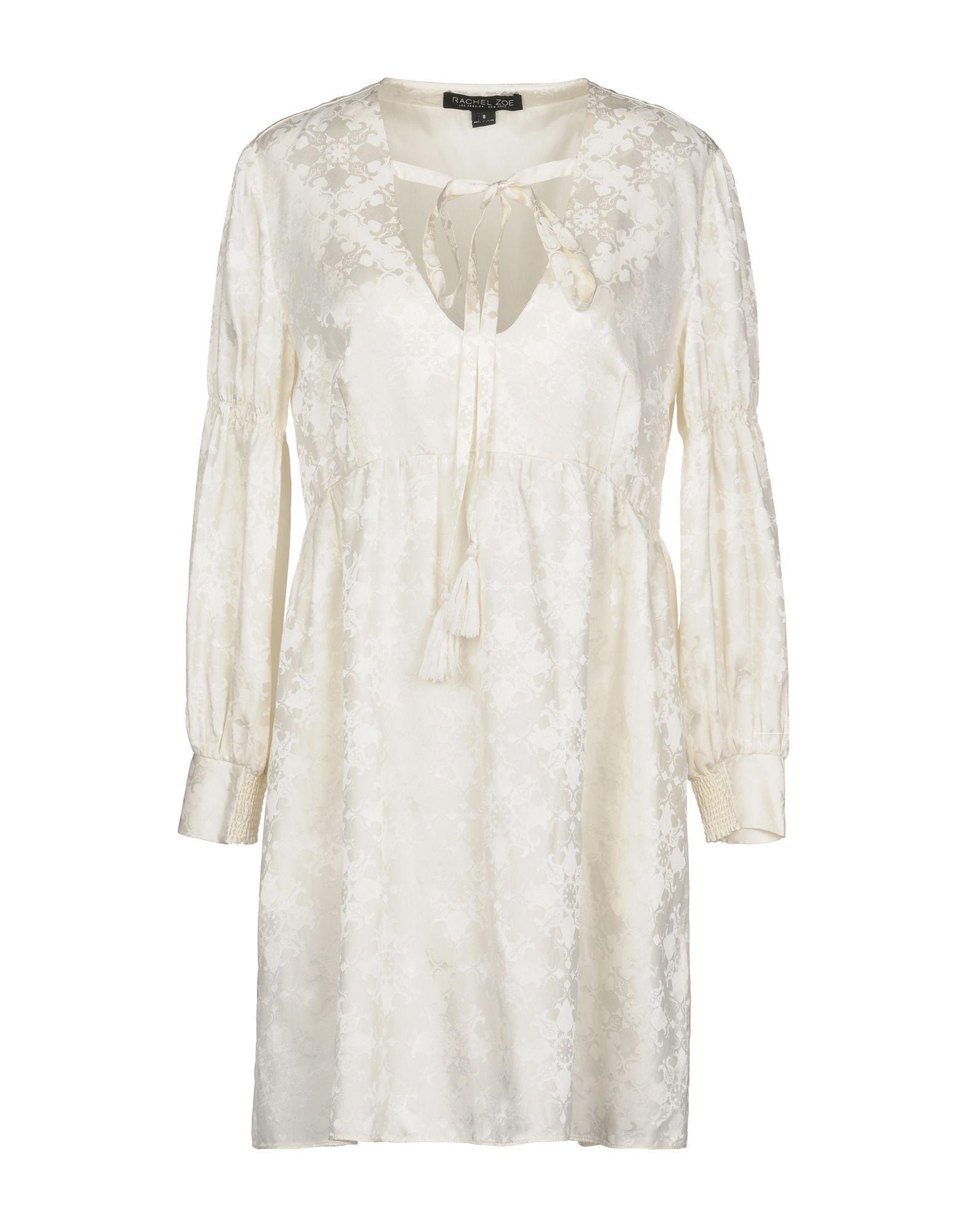 цены RACHEL ZOE Короткое платье