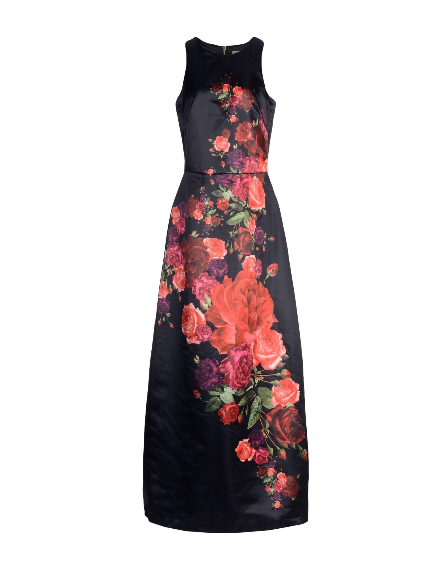 SILVIAN HEACH Длинное платье платье silvian heach pgp18300ve green army