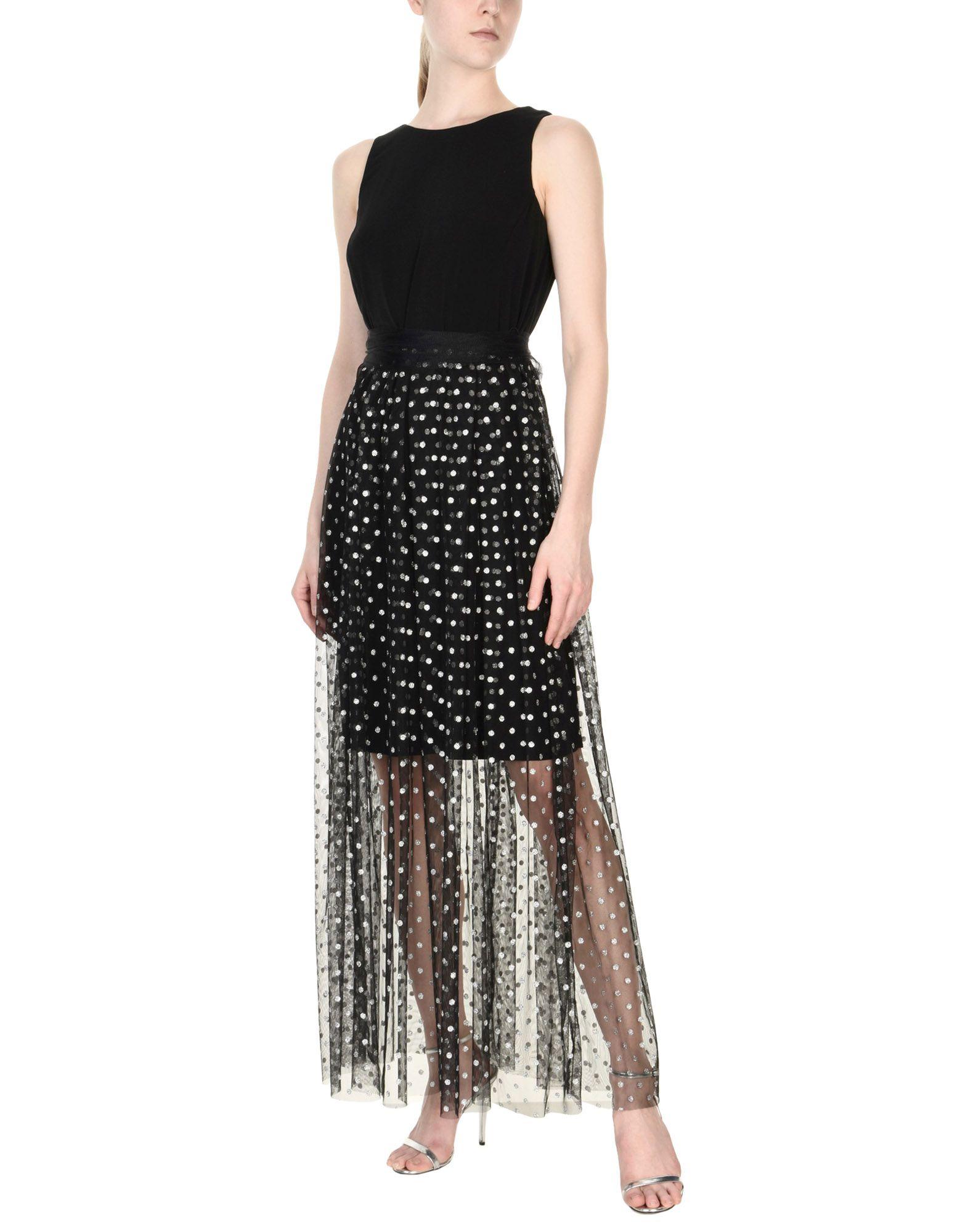 FOUDESIR Длинное платье foudesir блузка