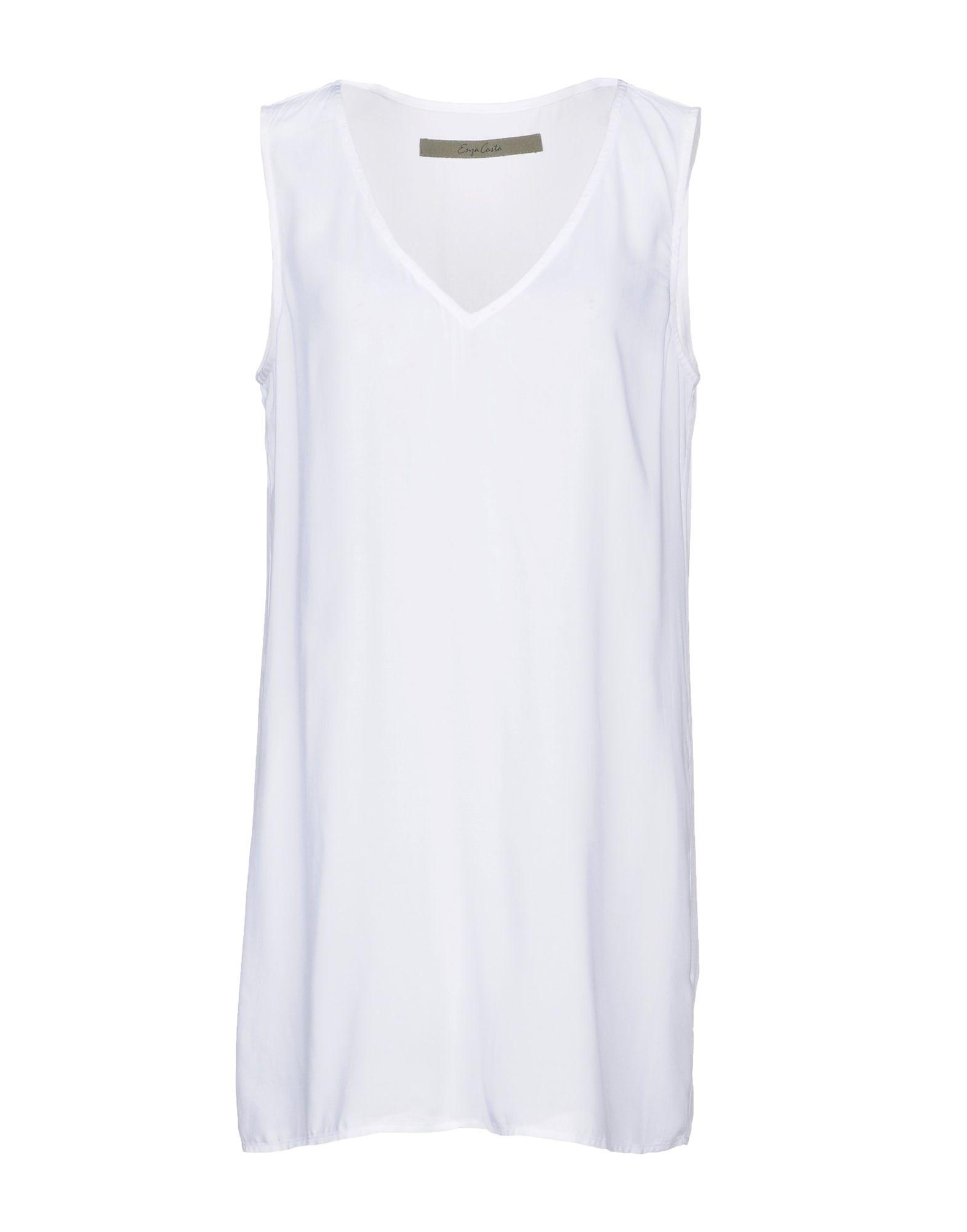 ENZA COSTA Короткое платье kalypso7 короткое платье