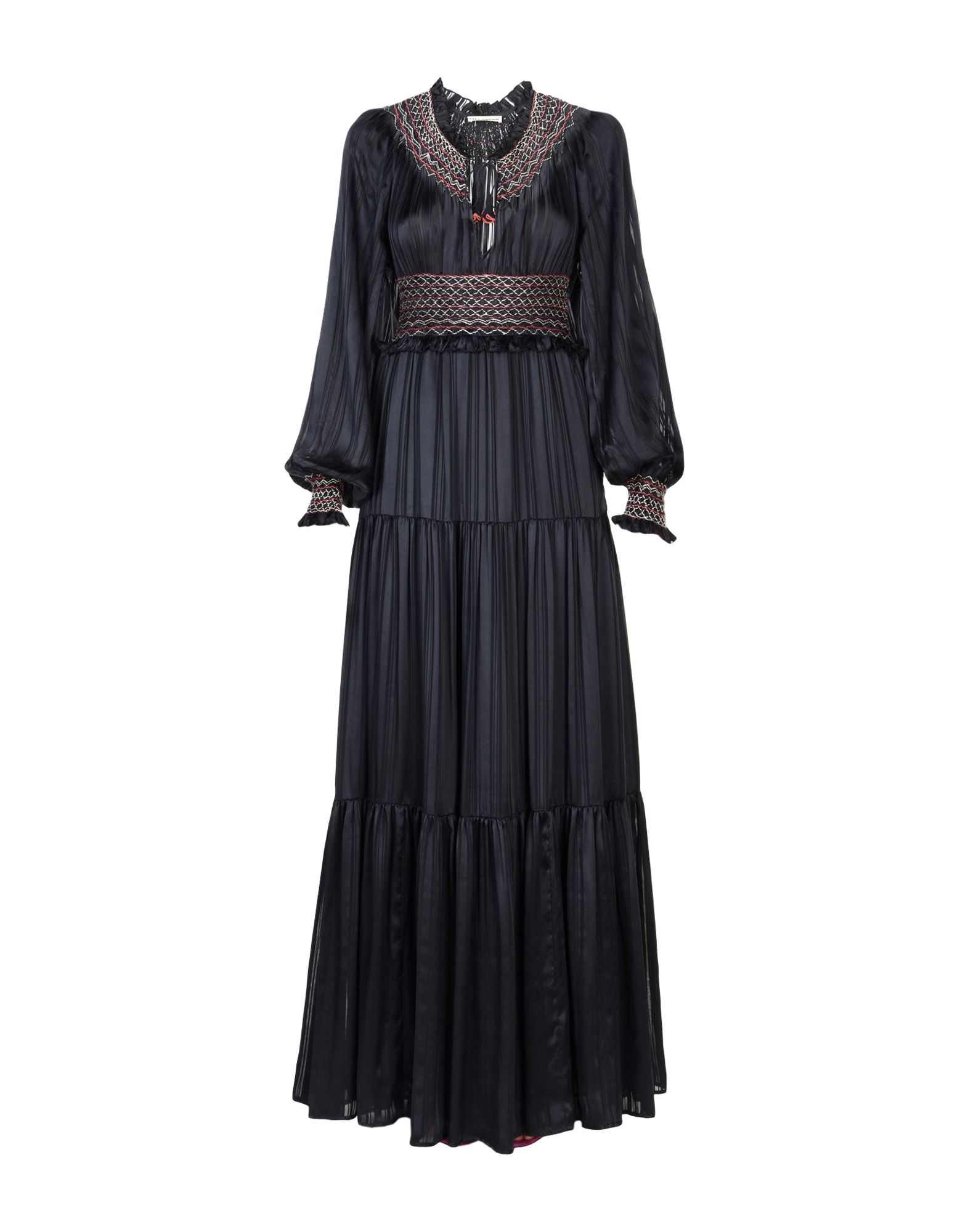 ULLA JOHNSON Длинное платье платье ulla popken ulla popken ul002ewwcf70