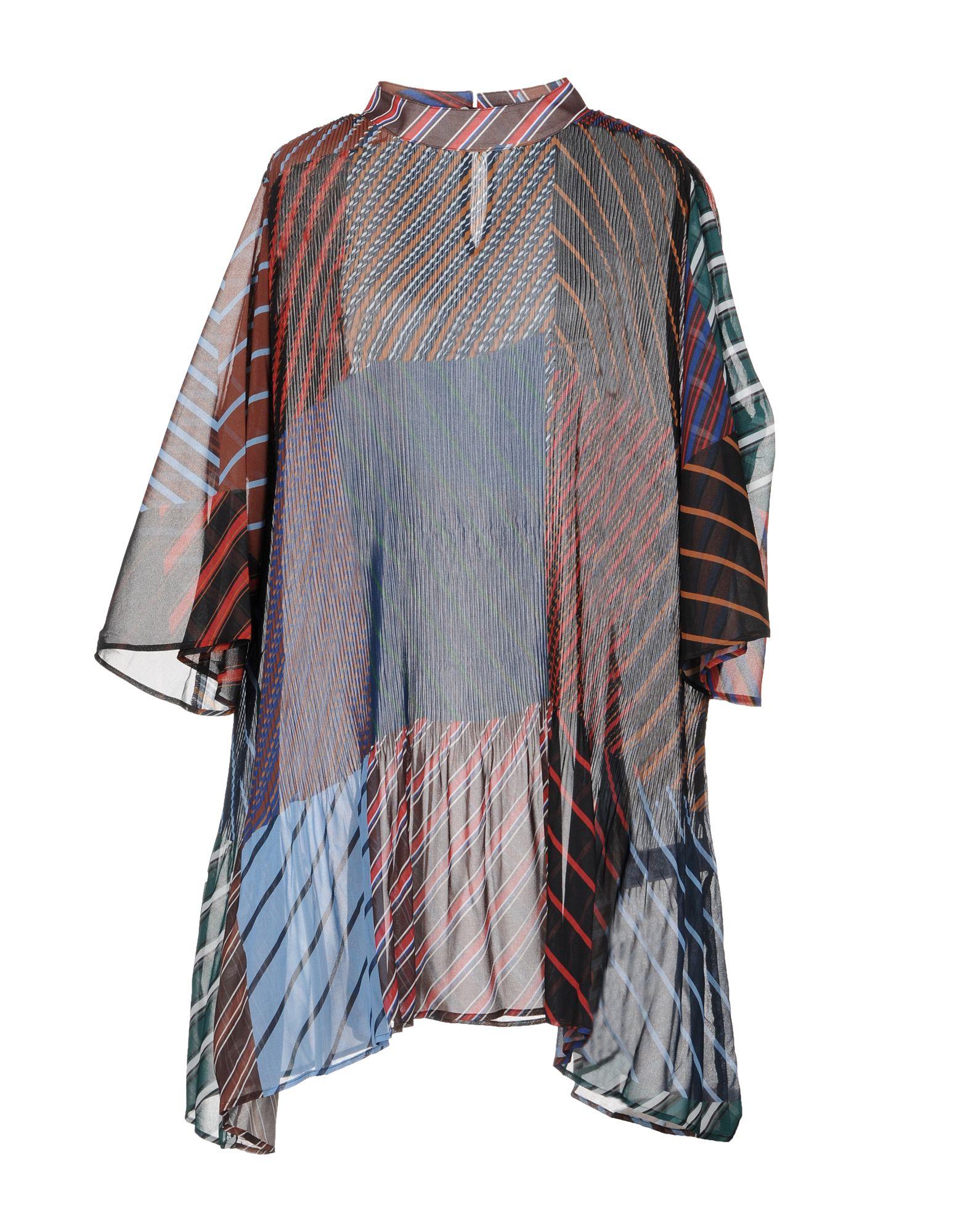 купить JEJIA Короткое платье по цене 5450 рублей