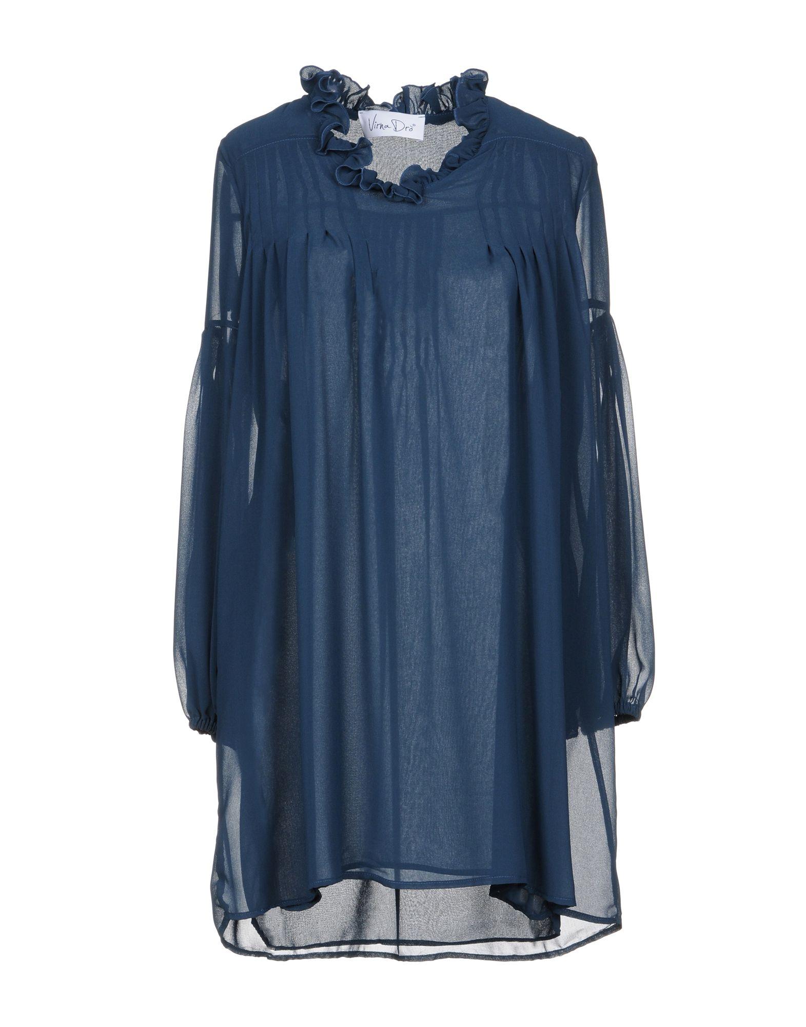 VIRNA DRÒ® Короткое платье petri короткое платье