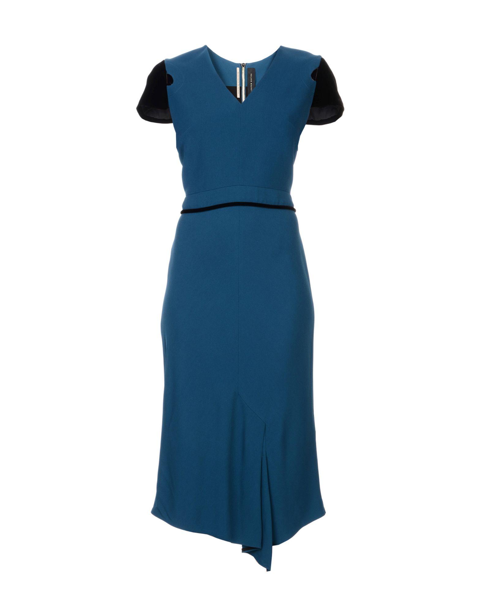 ROLAND MOURET Платье длиной 3/4 roland mouret платье длиной 3 4