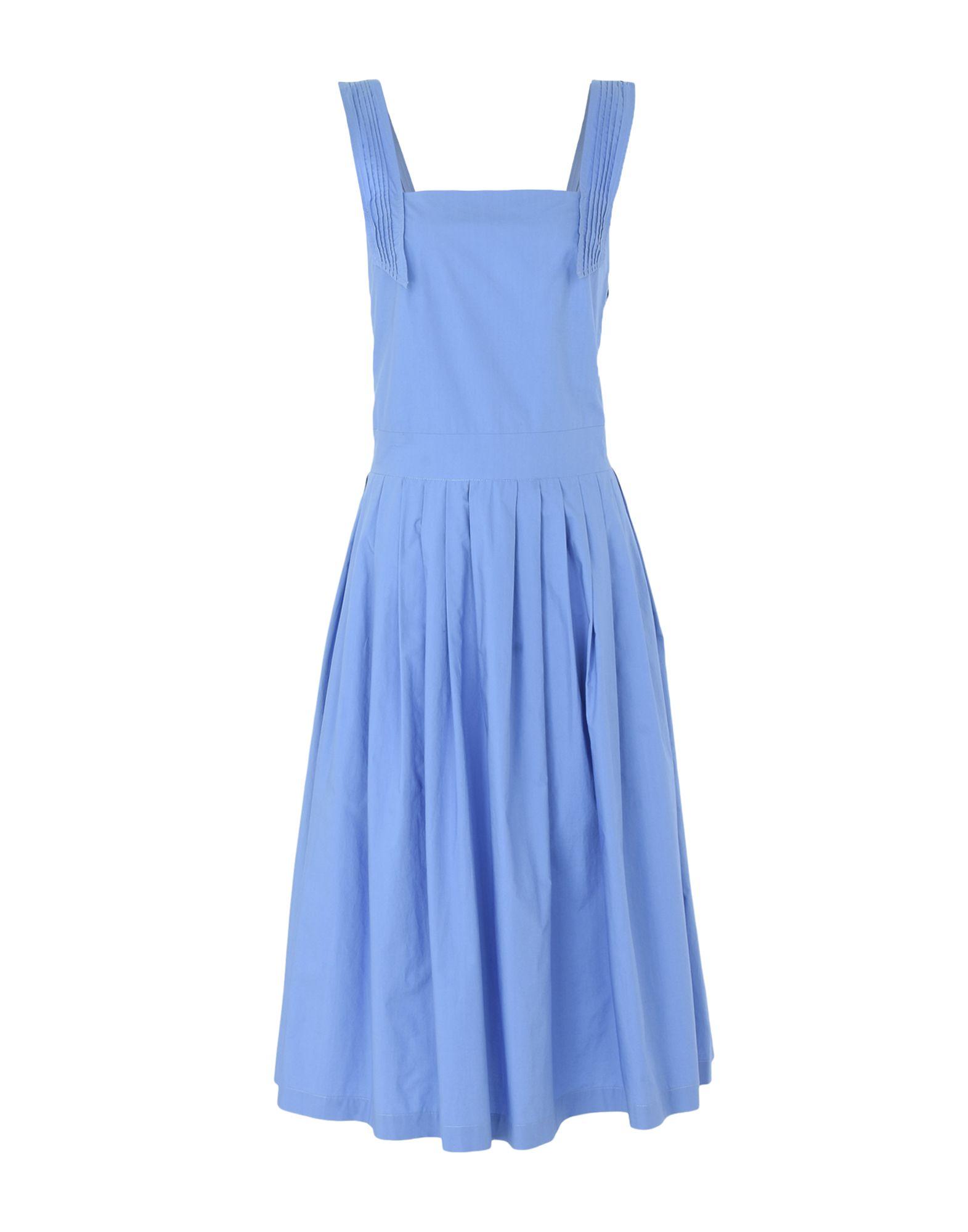 MAISON KITSUNÉ Платье длиной 3/4 цена