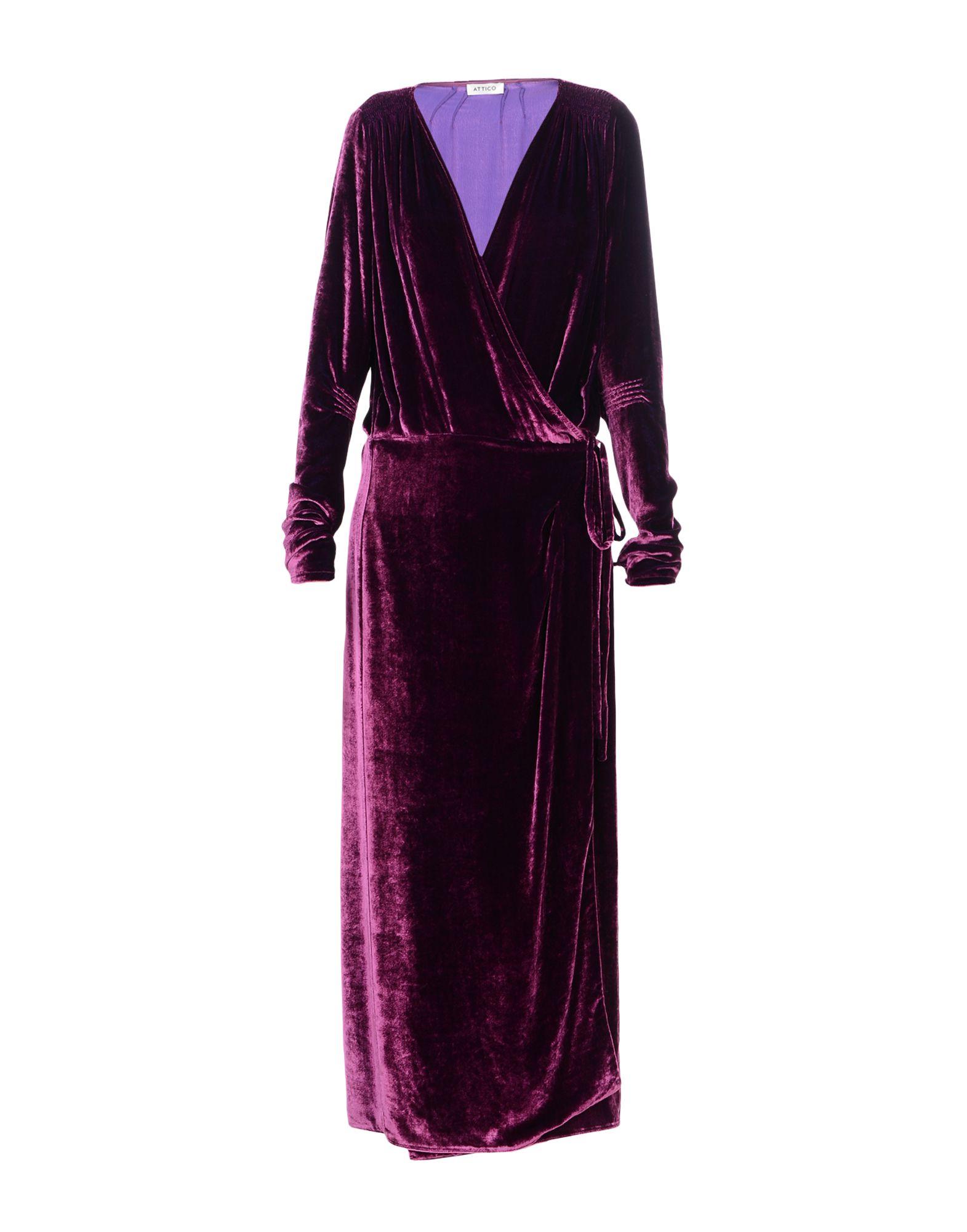 ATTICO Платье длиной 3/4 gt page 4