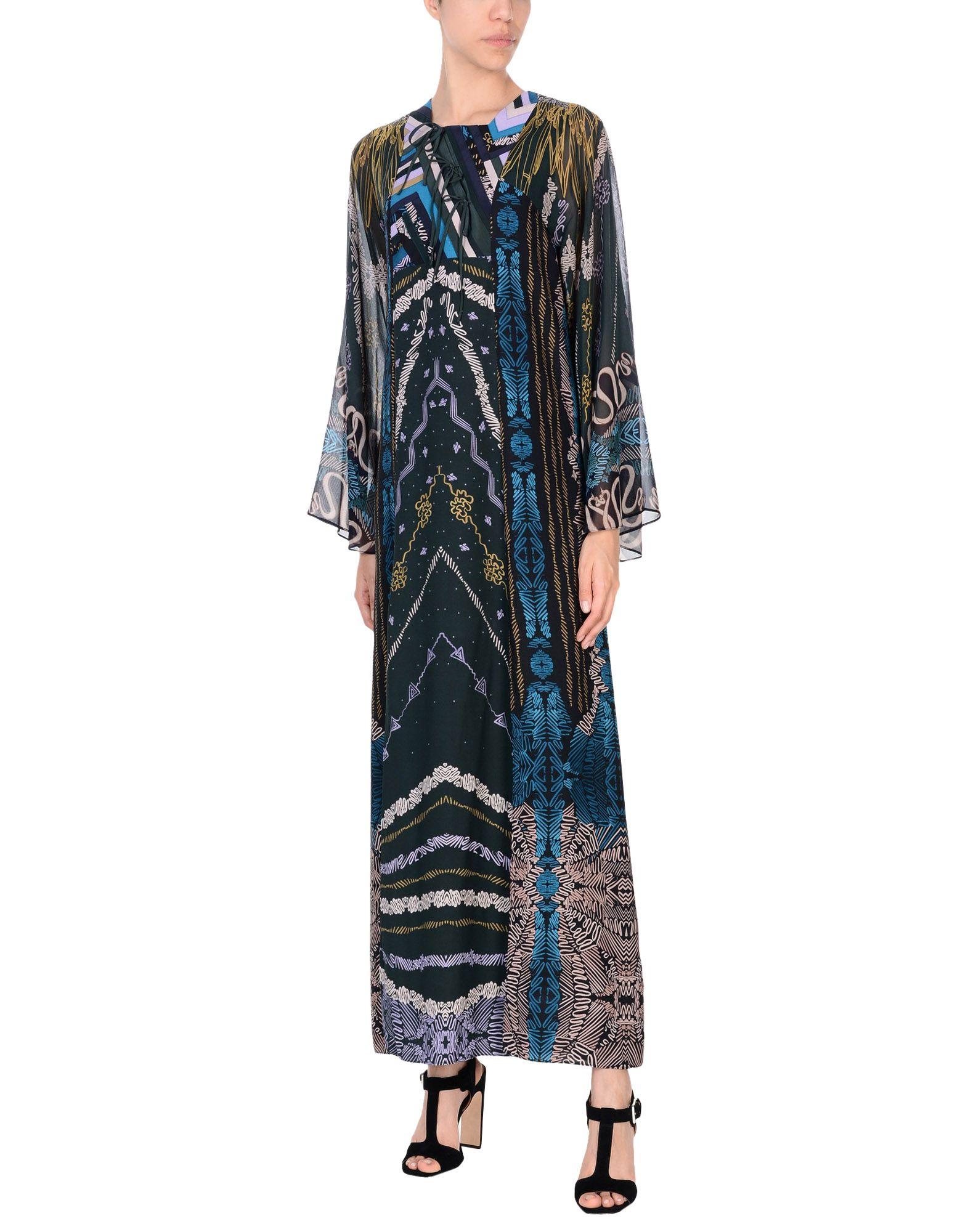 Фото BCBGMAXAZRIA Длинное платье