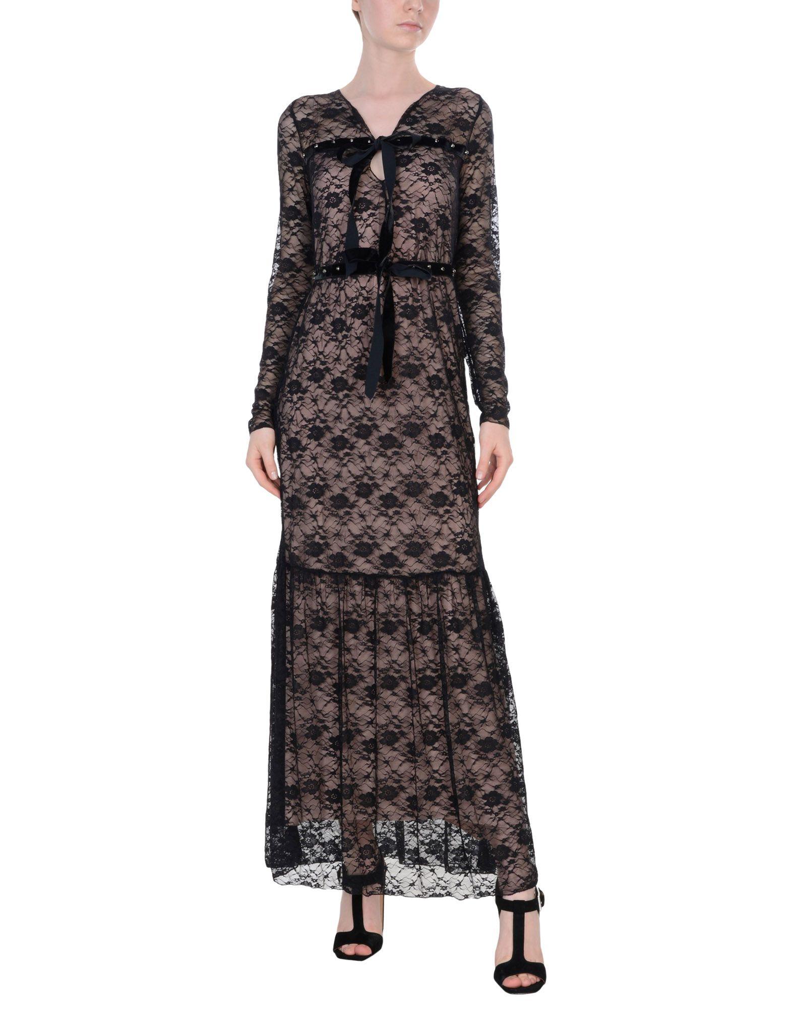 DENNY ROSE Длинное платье