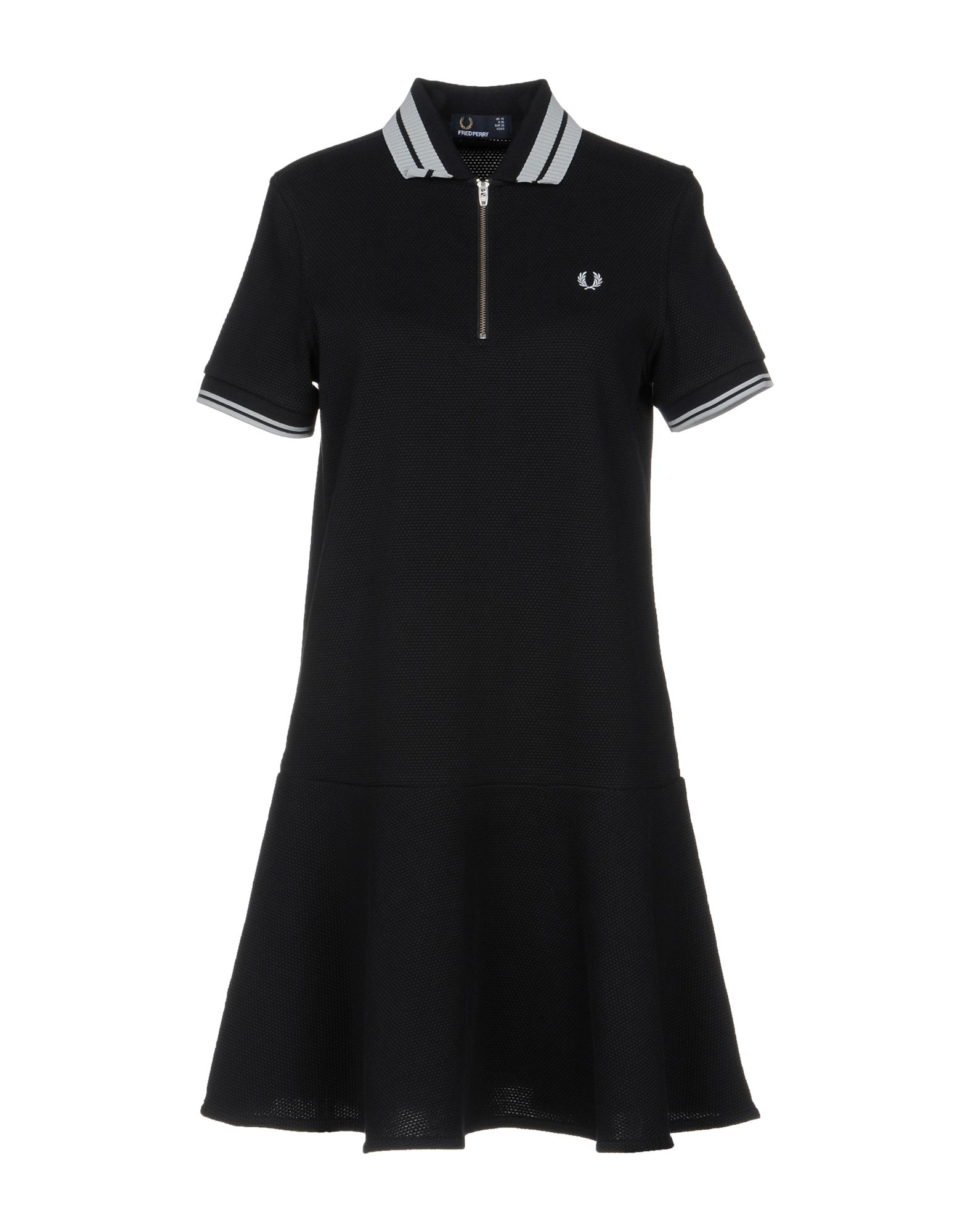 FRED PERRY Короткое платье fred perry поло