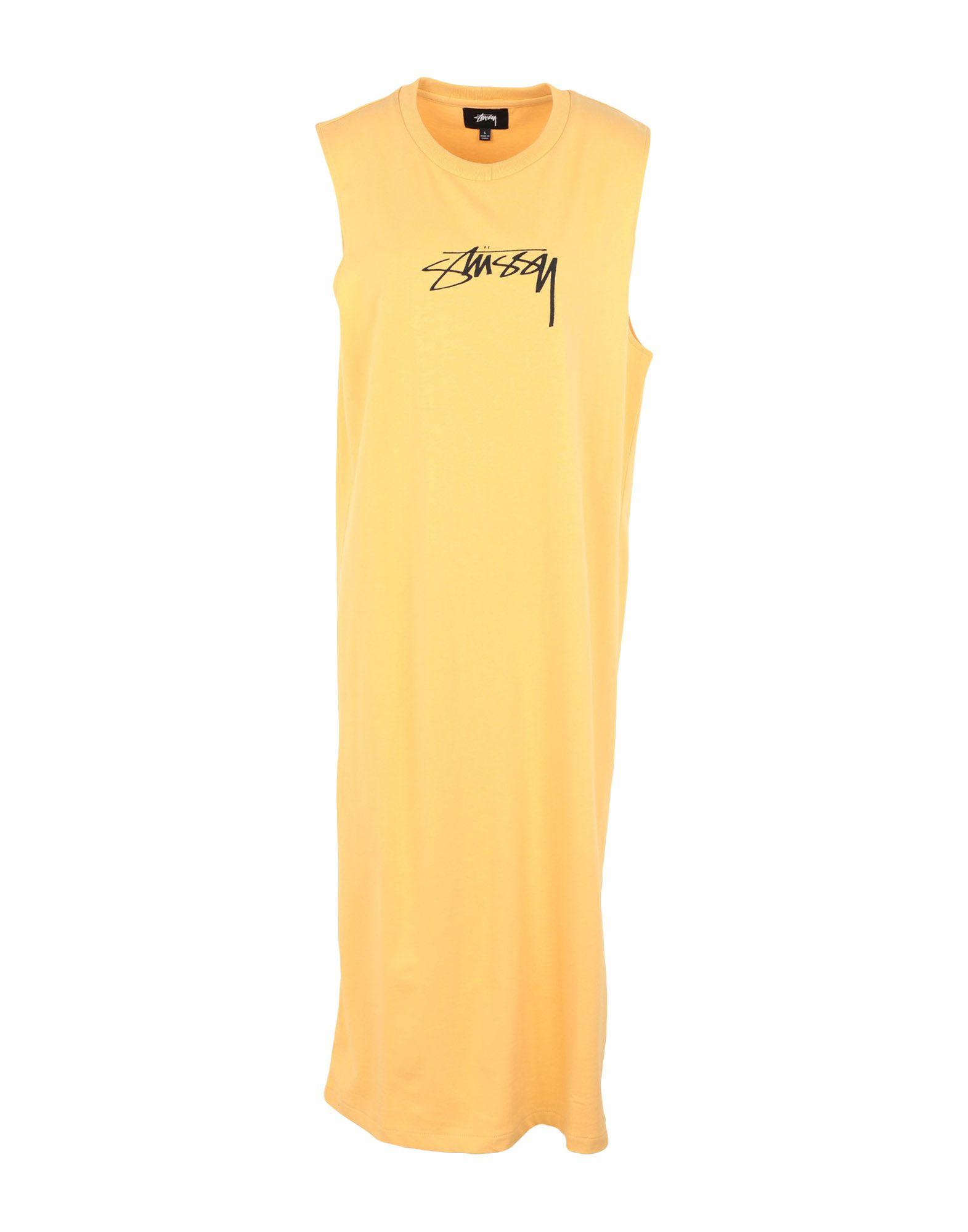 STUSSY Платье до колена