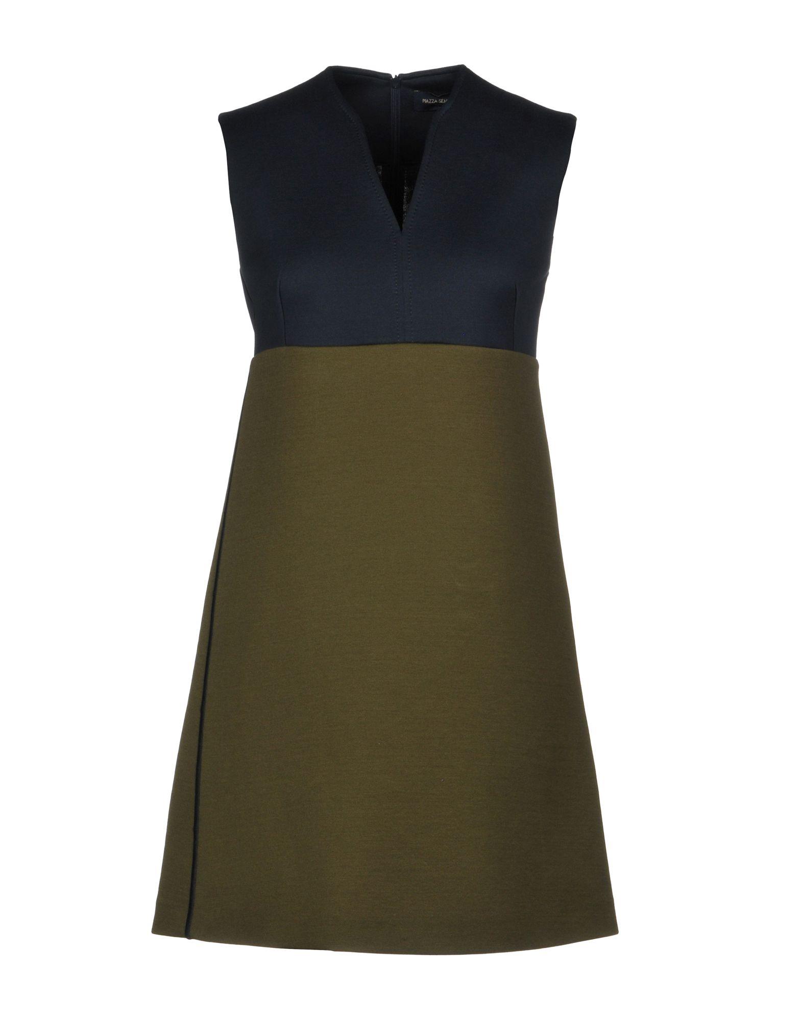 PIAZZA SEMPIONE Короткое платье