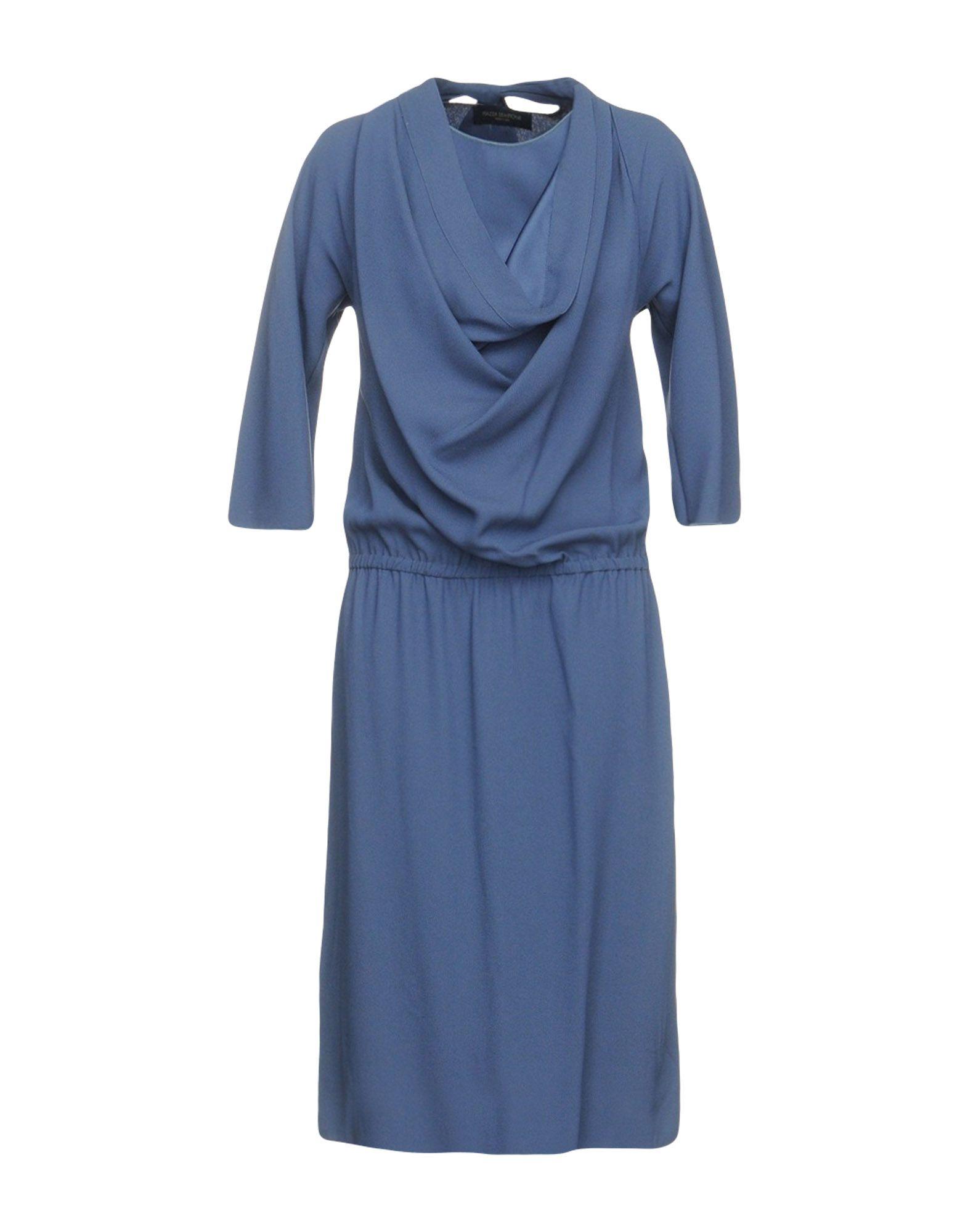 PIAZZA SEMPIONE Платье до колена боди piazza italia piazza italia pi022ewyut48