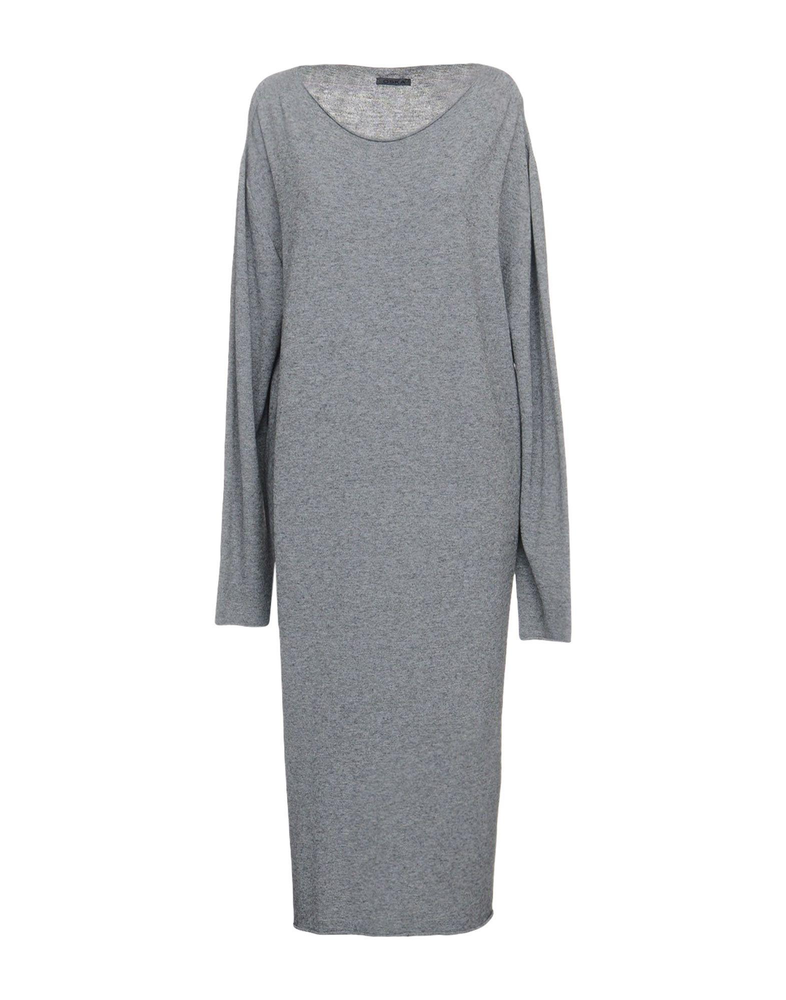OSKA Платье длиной 3/4 oska повседневные брюки