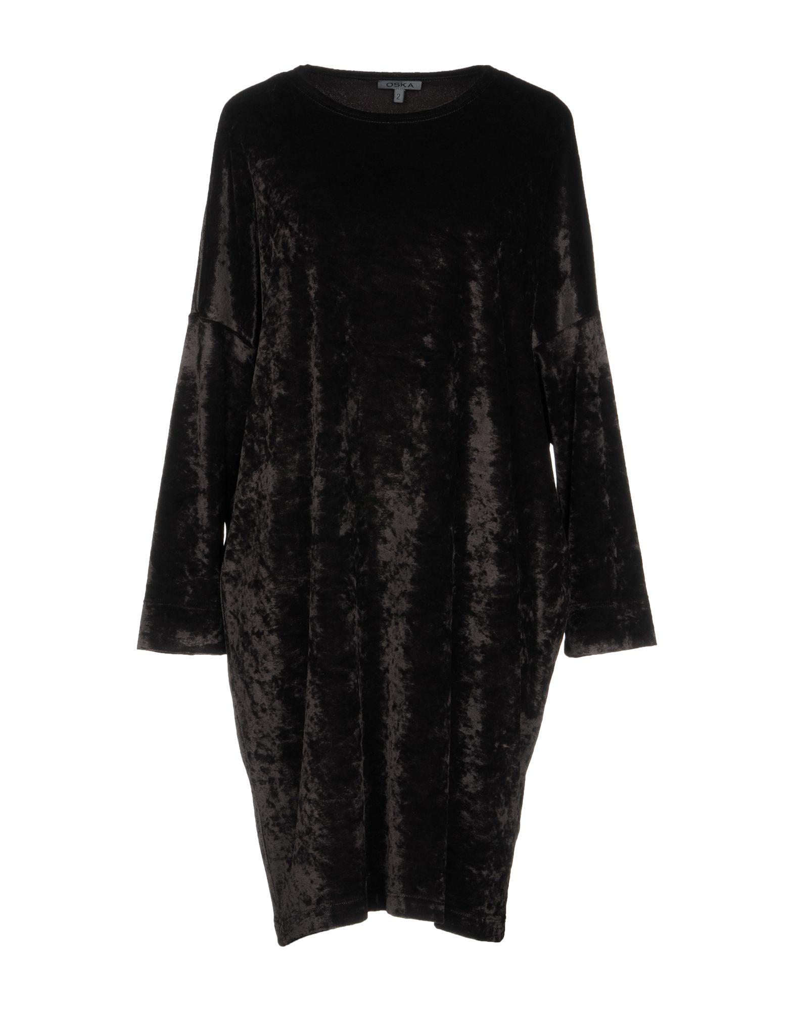 OSKA Платье до колена oska повседневные брюки