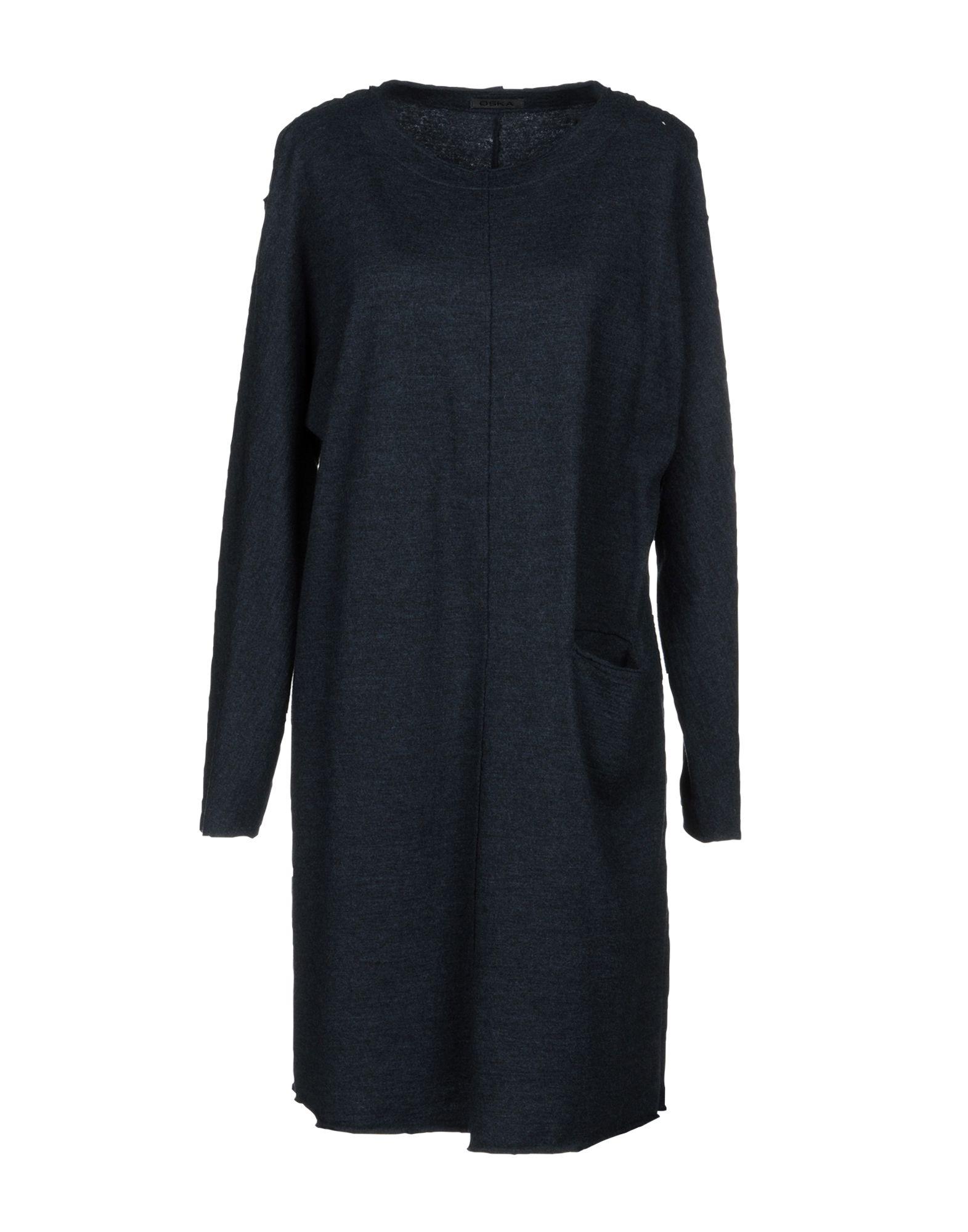 OSKA Короткое платье oska повседневные брюки