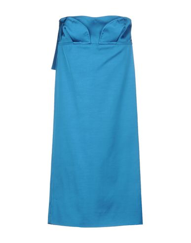 Платье до колена размер 42, 44, 46 цвет синий