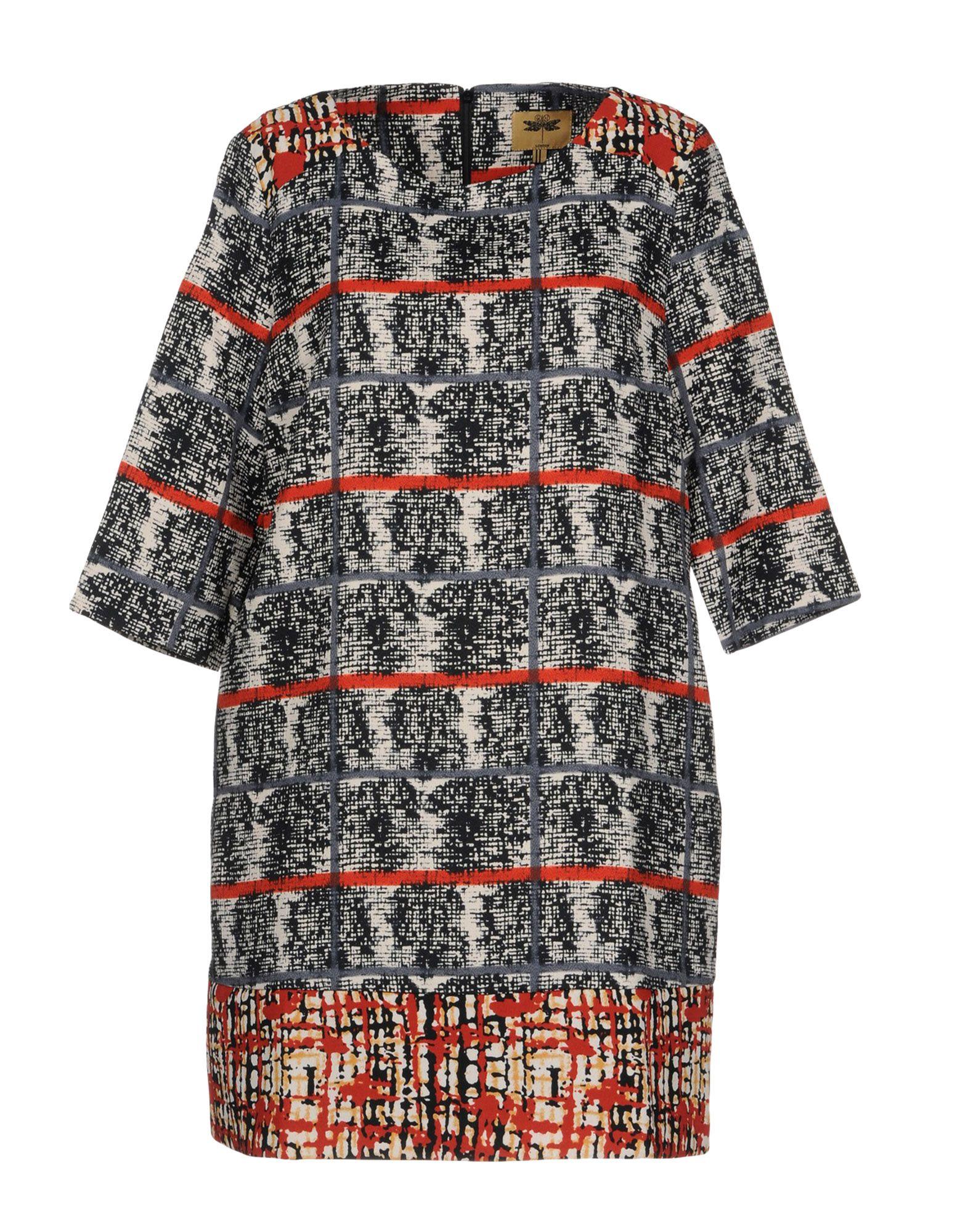 ORION LONDON Короткое платье orion london юбка до колена