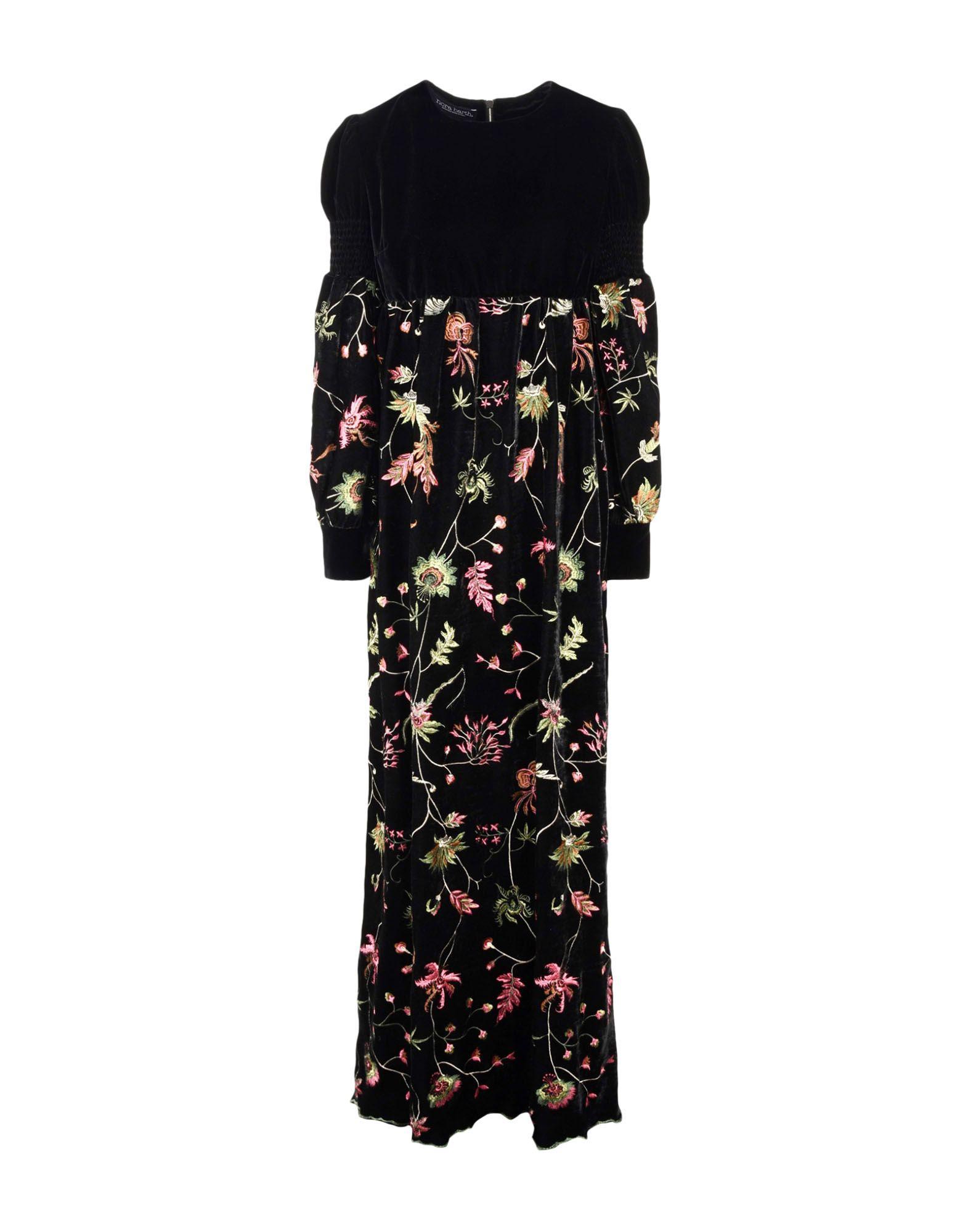 NORA BARTH Длинное платье цена