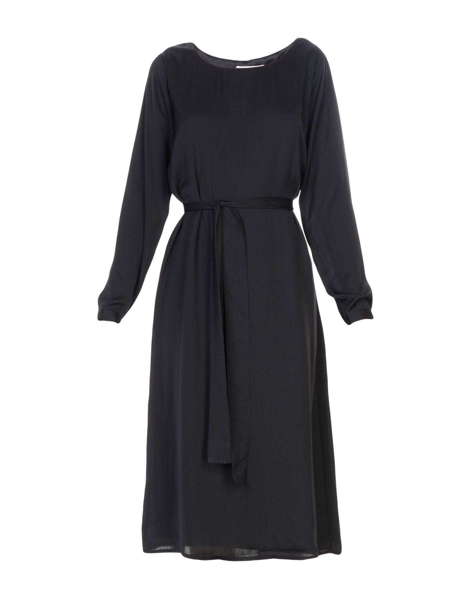 DRY LAKE. Платье длиной 3/4 lisa corti платье длиной 3 4
