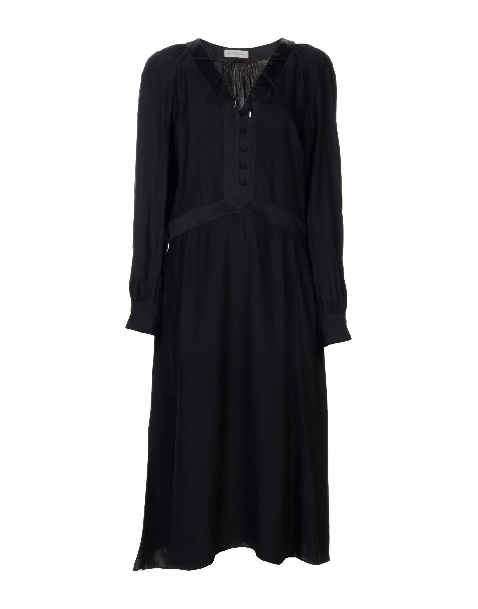 ALTUZARRA Платье длиной 3/4 altuzarra короткое платье