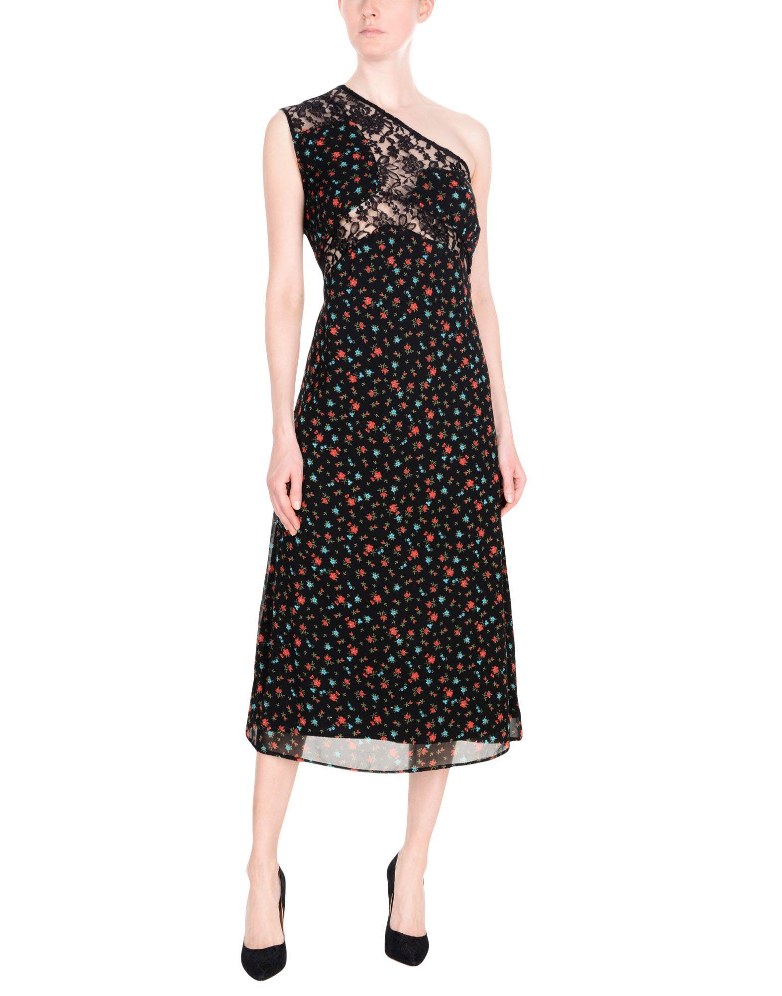 WALTER BABINI Платье длиной 3/4 платье walter babini
