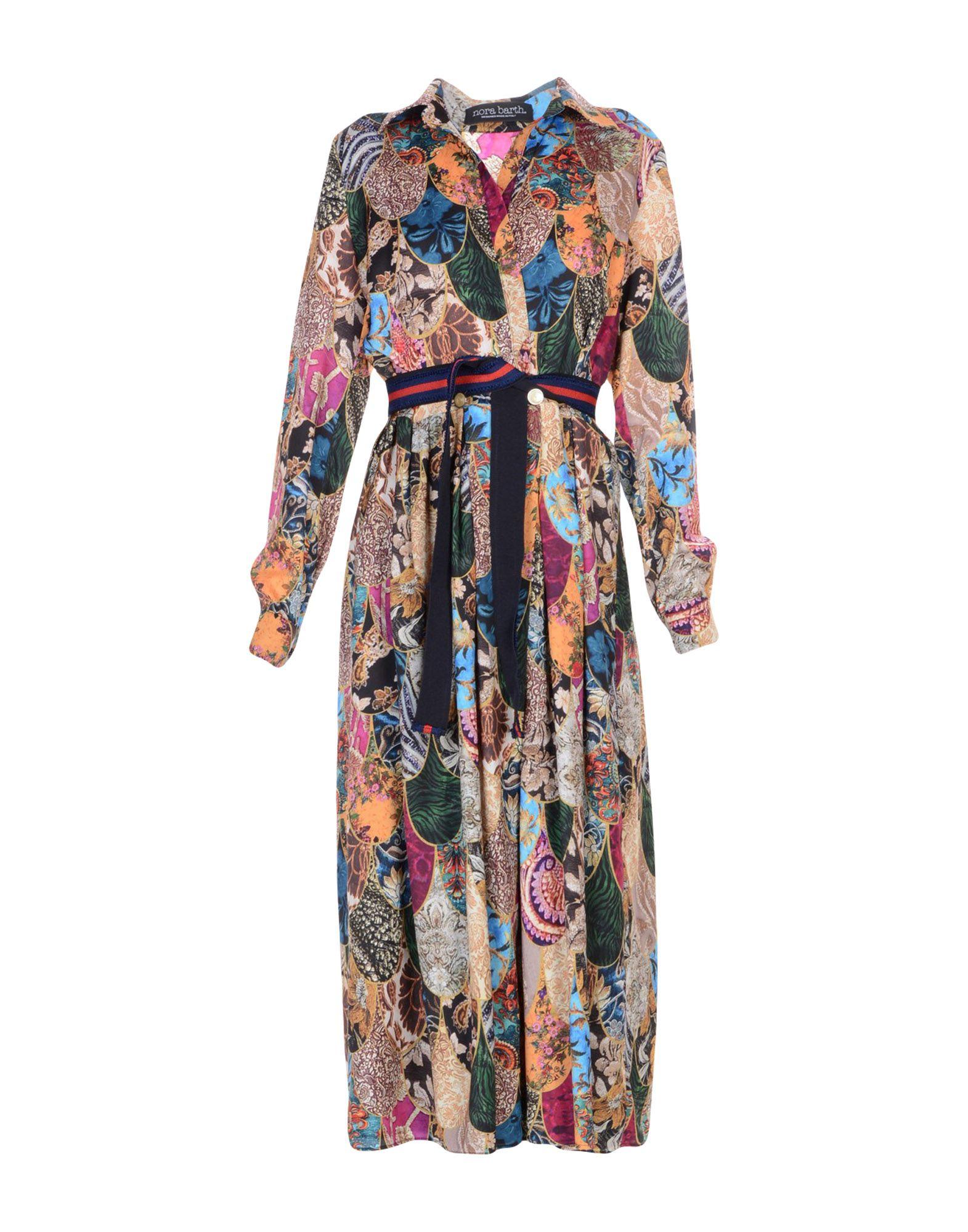 NORA BARTH Платье длиной 3/4 nora barth платье до колена