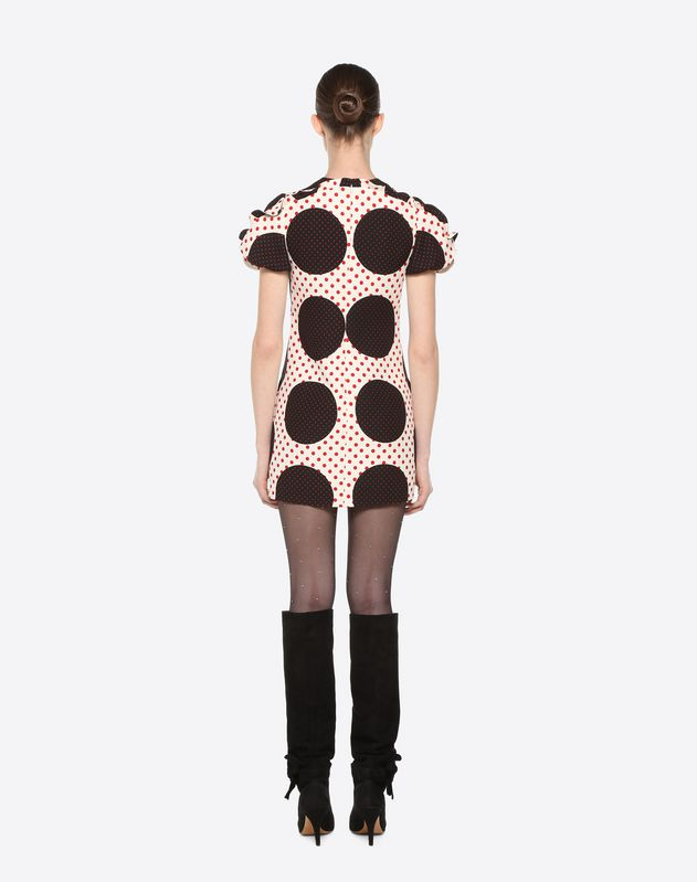 Re-edition Polka Dot Dress