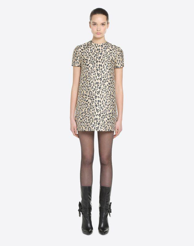 Wild Leopard Dress