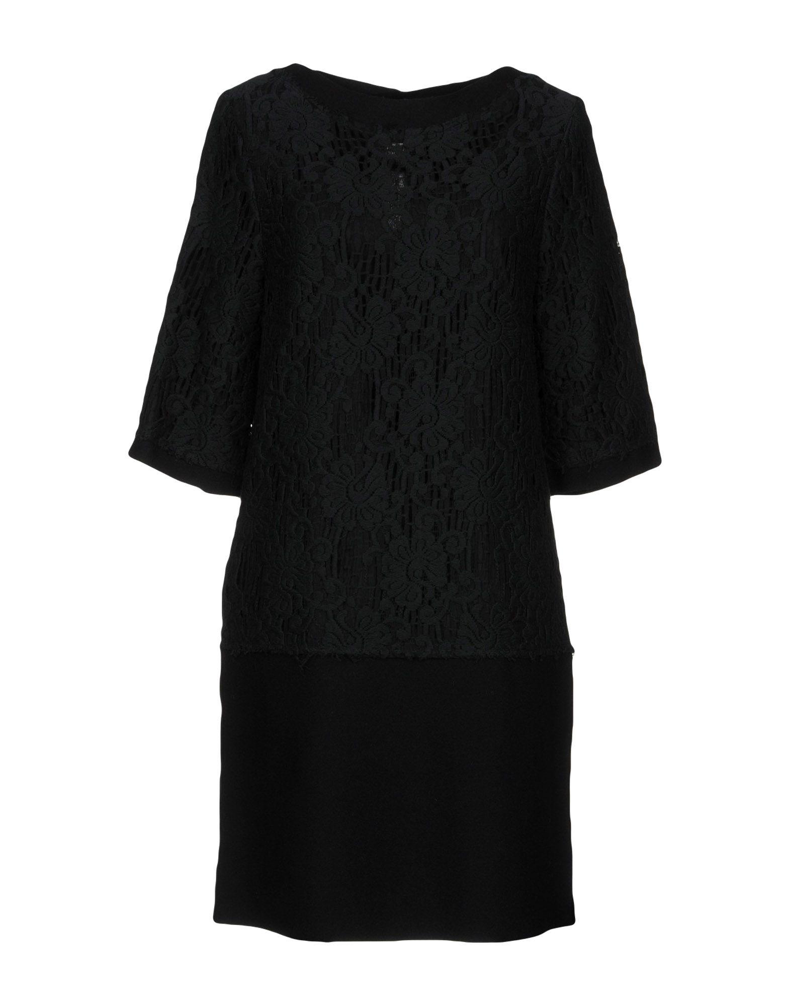 SOHO DE LUXE Короткое платье soho de luxe легкое пальто
