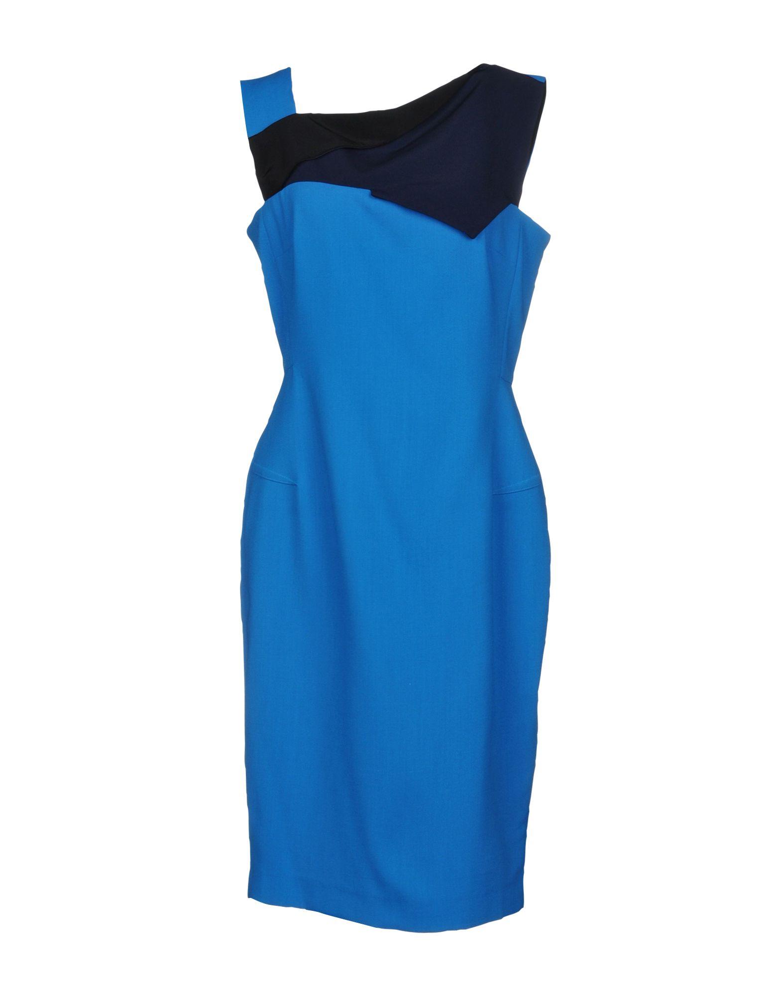 ROLAND MOURET Платье до колена полотенца pupilla набор из 2 полотенец stil цвет кремовый