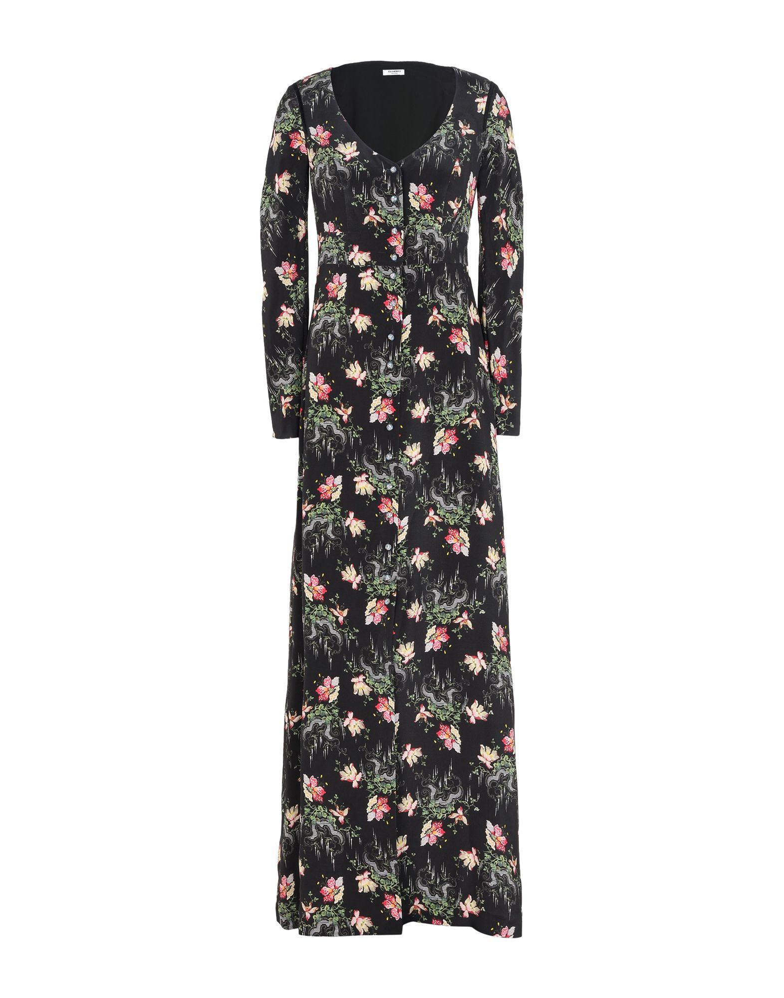 VILSHENKO Длинное платье julia jentzsch длинное платье
