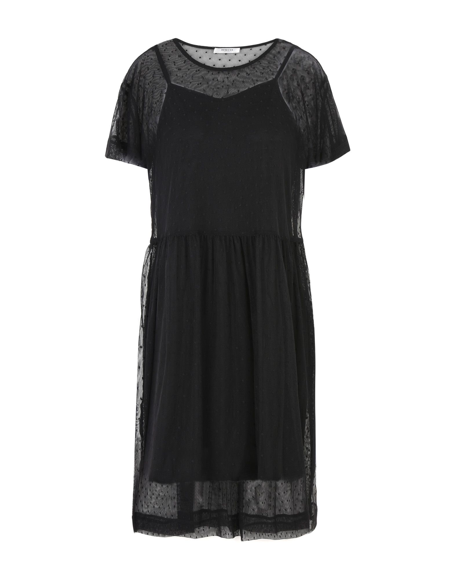 MOSS COPENHAGEN Короткое платье
