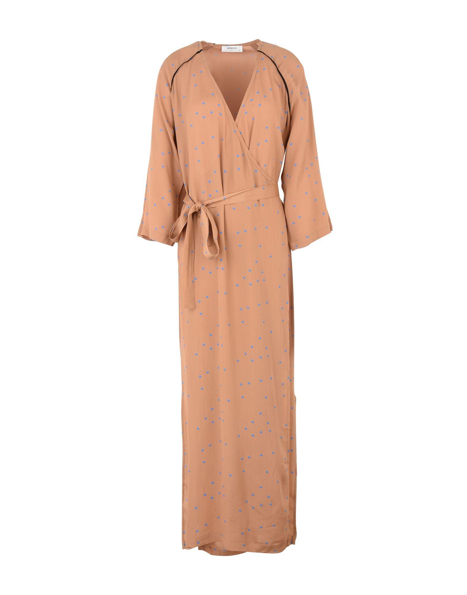 MOSS COPENHAGEN Длинное платье