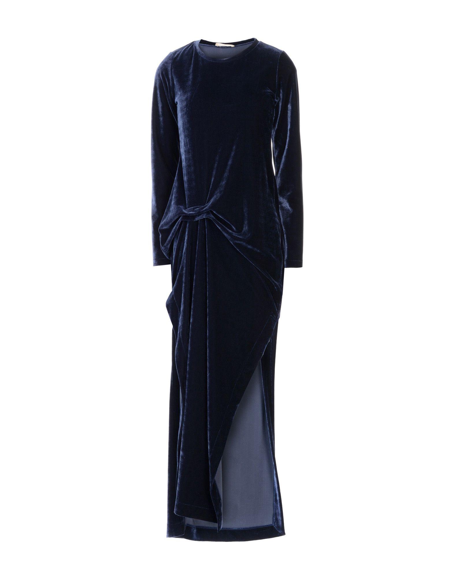 где купить LA FABRIQUE Длинное платье по лучшей цене